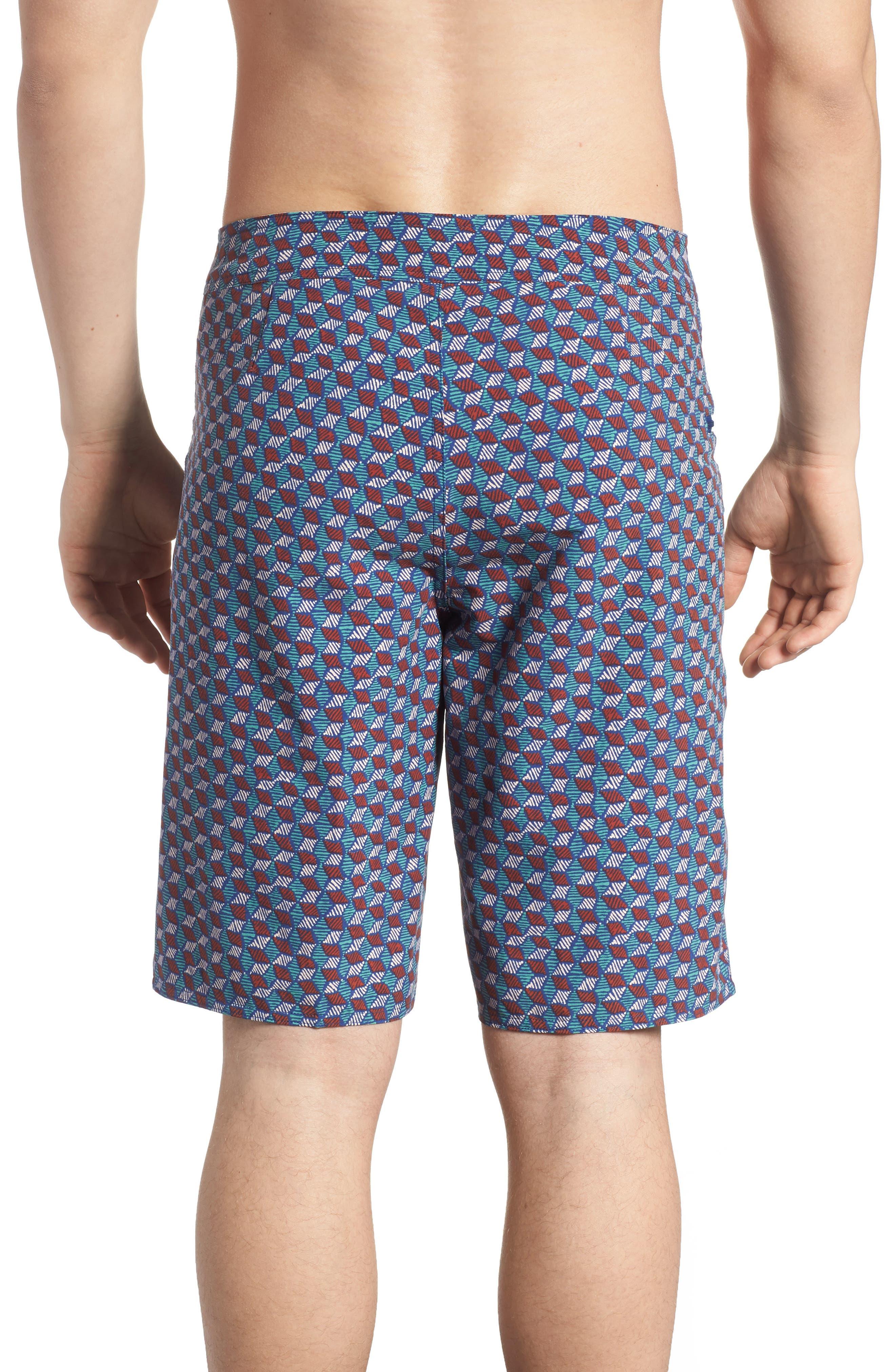 Wavefarer Board Shorts,                             Alternate thumbnail 2, color,                             SUPERIOR BLUE