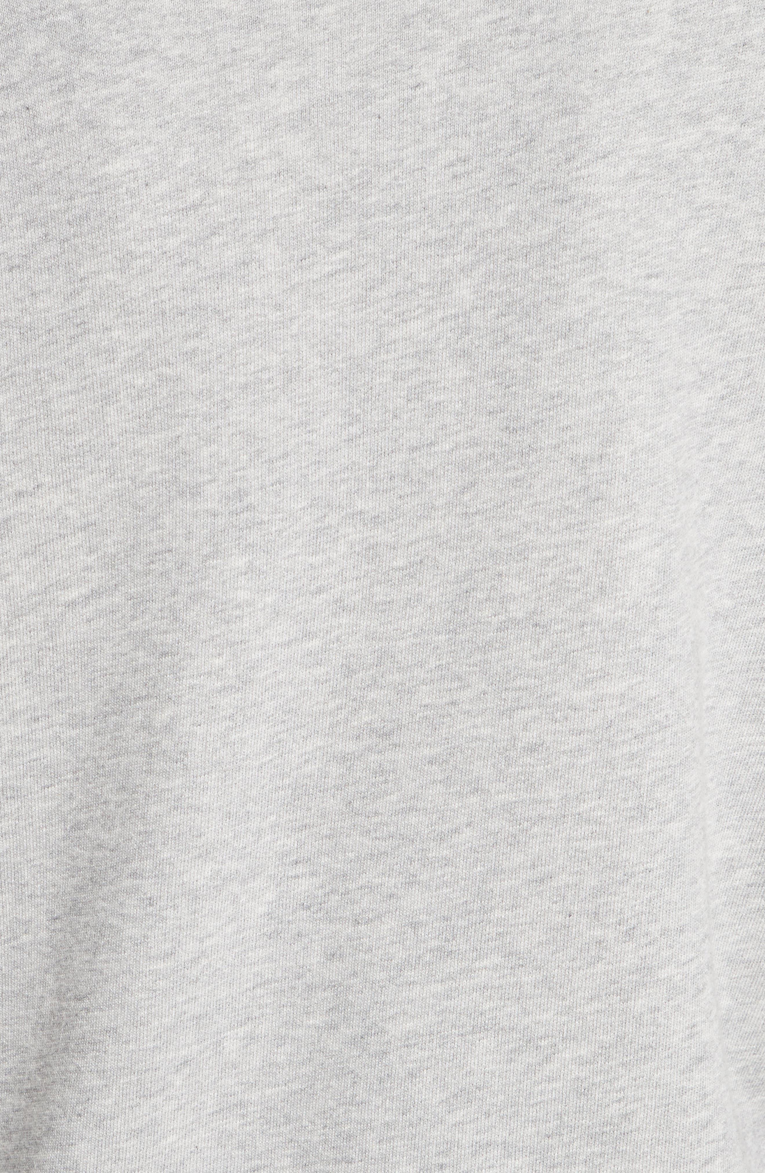 nouveau york sweatshirt,                             Alternate thumbnail 5, color,                             098