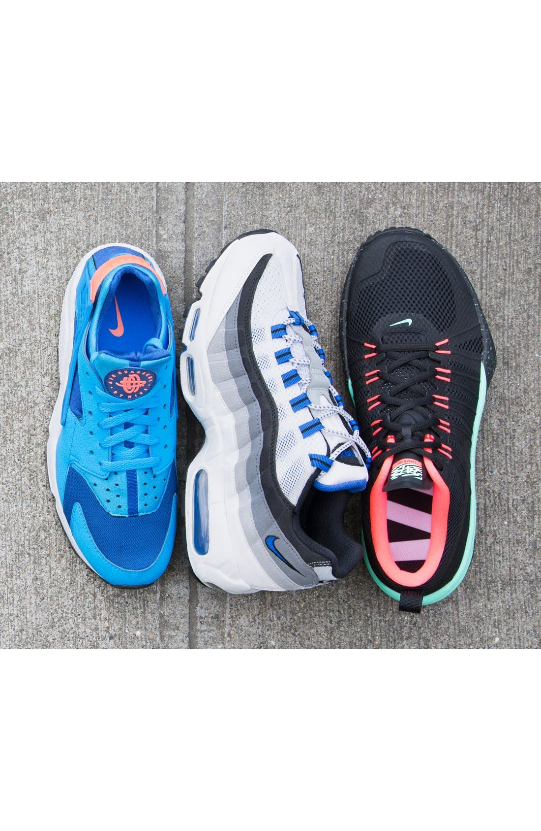 NIKE,                             'Lunar TR1 NRG' Training Shoe,                             Main thumbnail 1, color,                             506