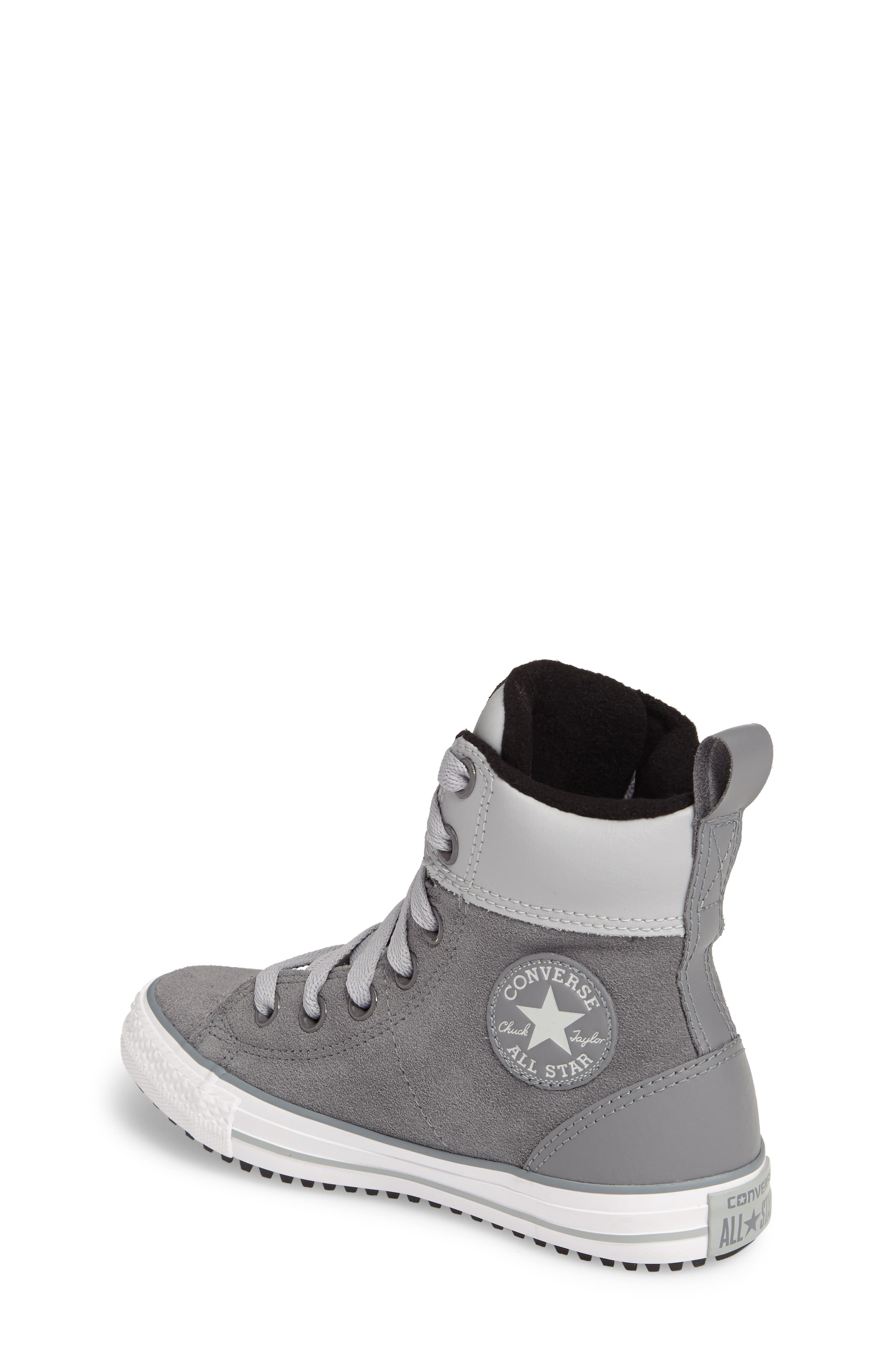 Chuck Taylor<sup>®</sup> All Star<sup>®</sup> Asphalt Sneaker Boot,                             Alternate thumbnail 2, color,                             039