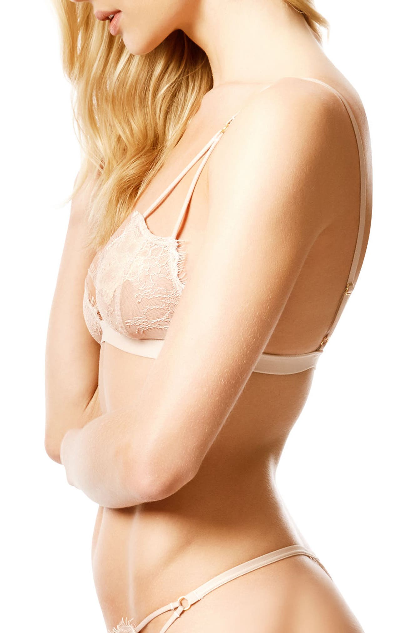 Lyra Soft Cup Bra,                             Alternate thumbnail 6, color,