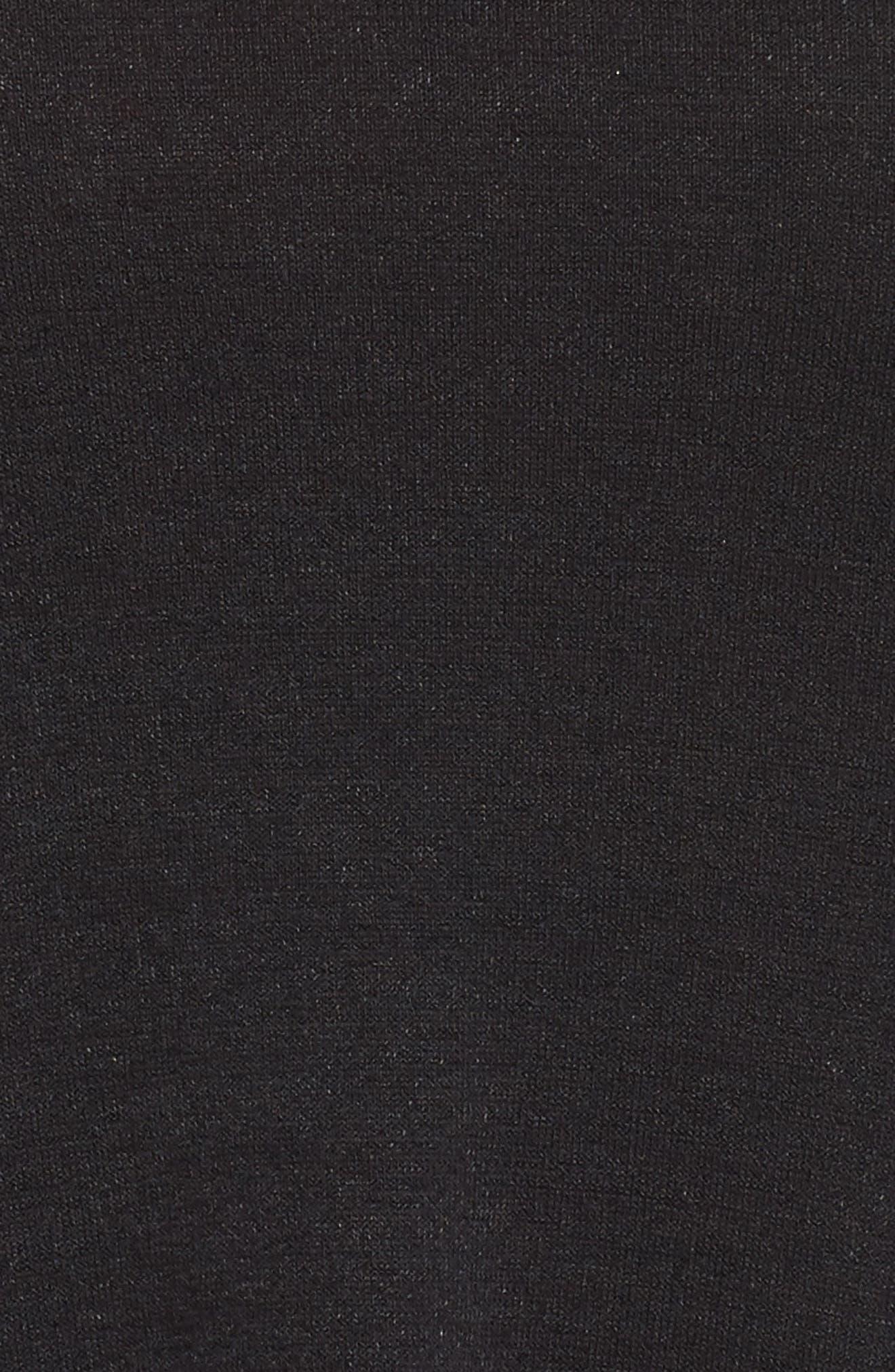 V-Neck Tunic,                             Alternate thumbnail 5, color,                             001