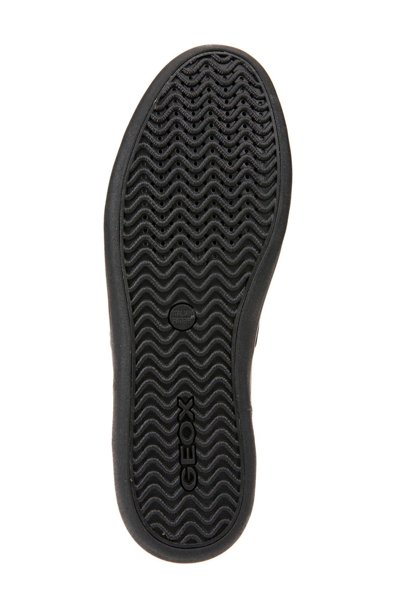 Box 28 Low-Profile Sneaker,                             Alternate thumbnail 6, color,                             BLACK