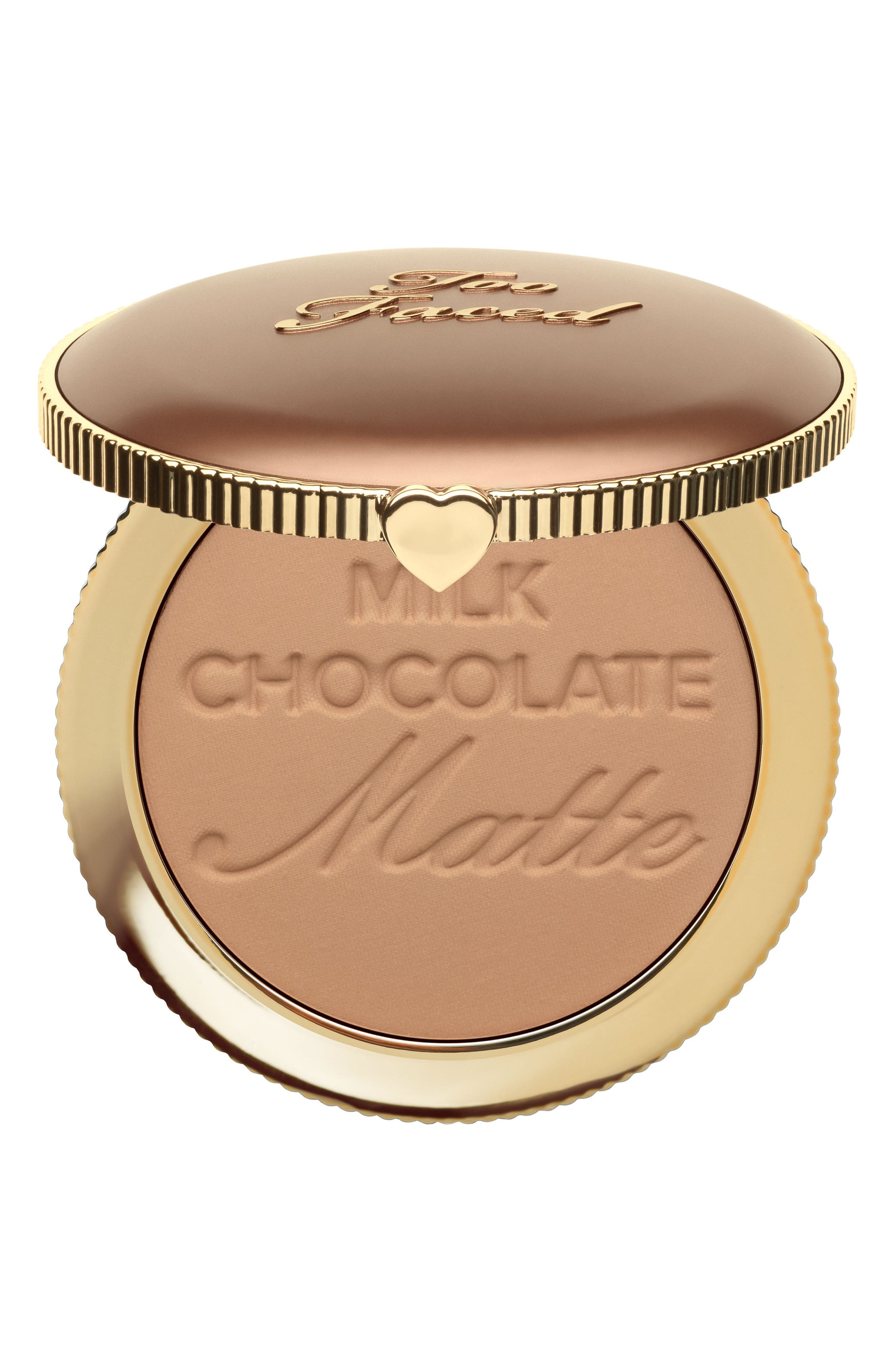 TOO FACED,                             Chocolate Soleil Bronzer,                             Main thumbnail 1, color,                             MILK CHOCOLATE SOLEIL