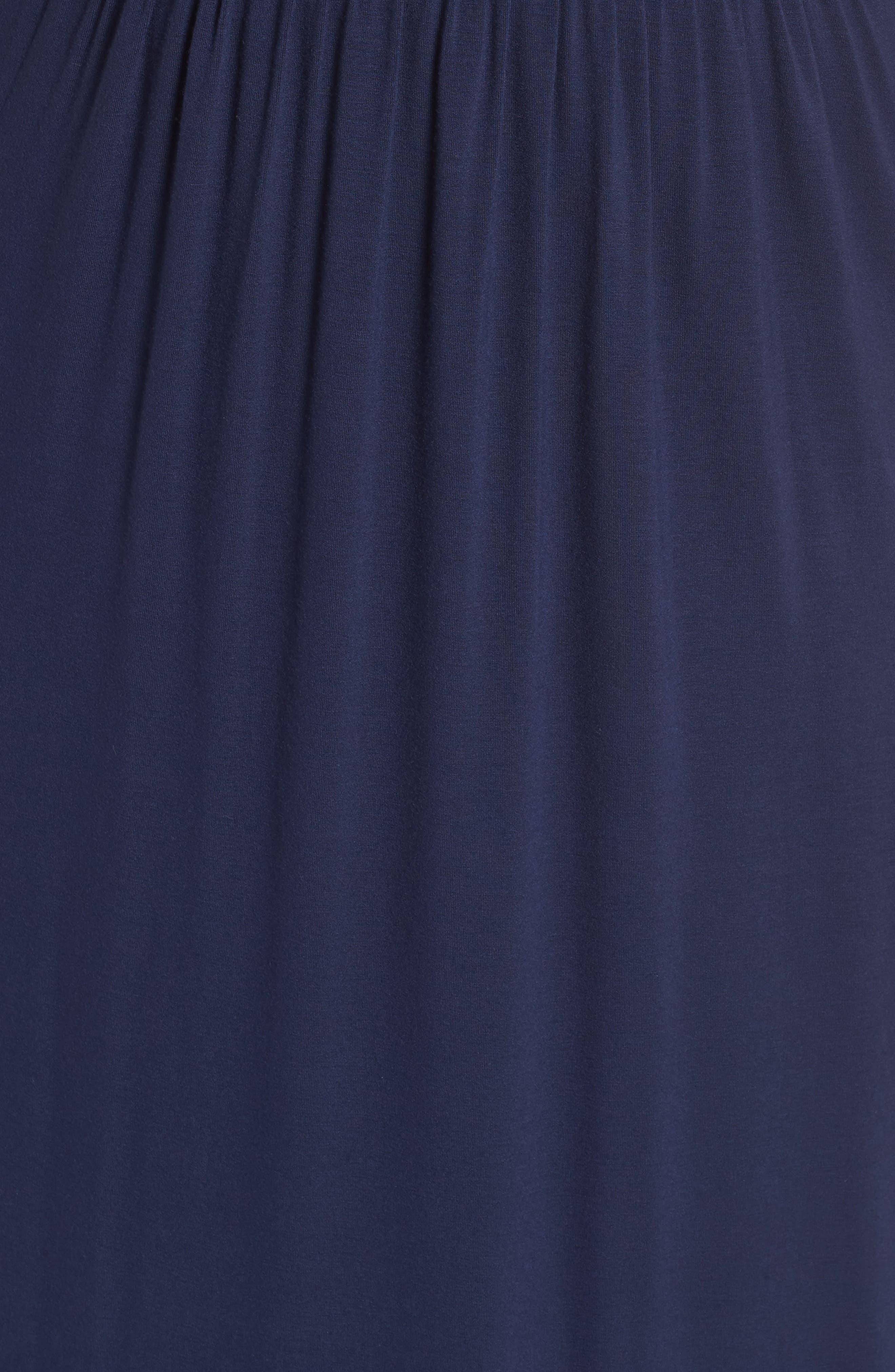 Knit Maxi Dress,                             Alternate thumbnail 20, color,
