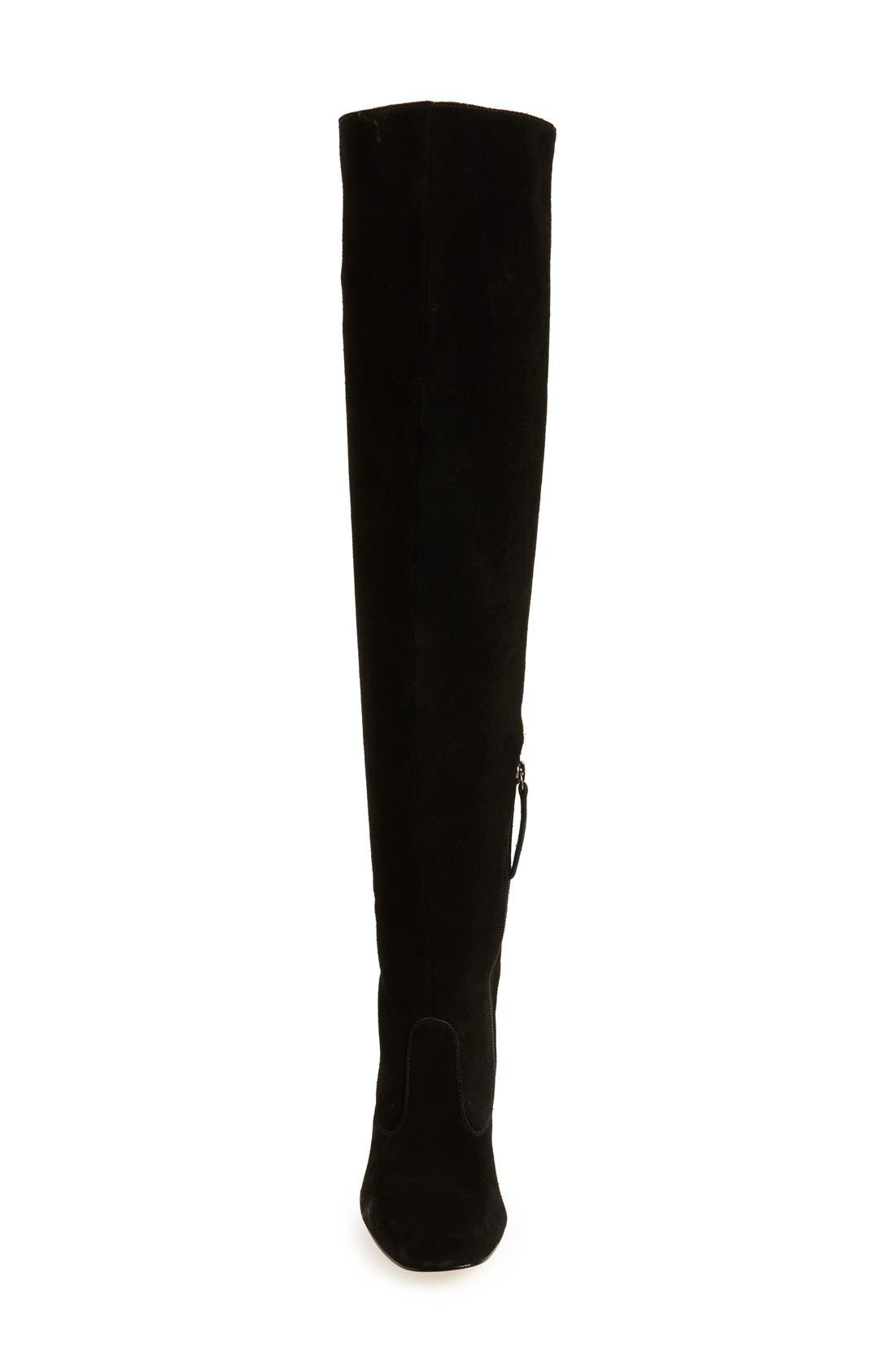 Reginald Over the Knee Boot,                             Alternate thumbnail 3, color,                             005