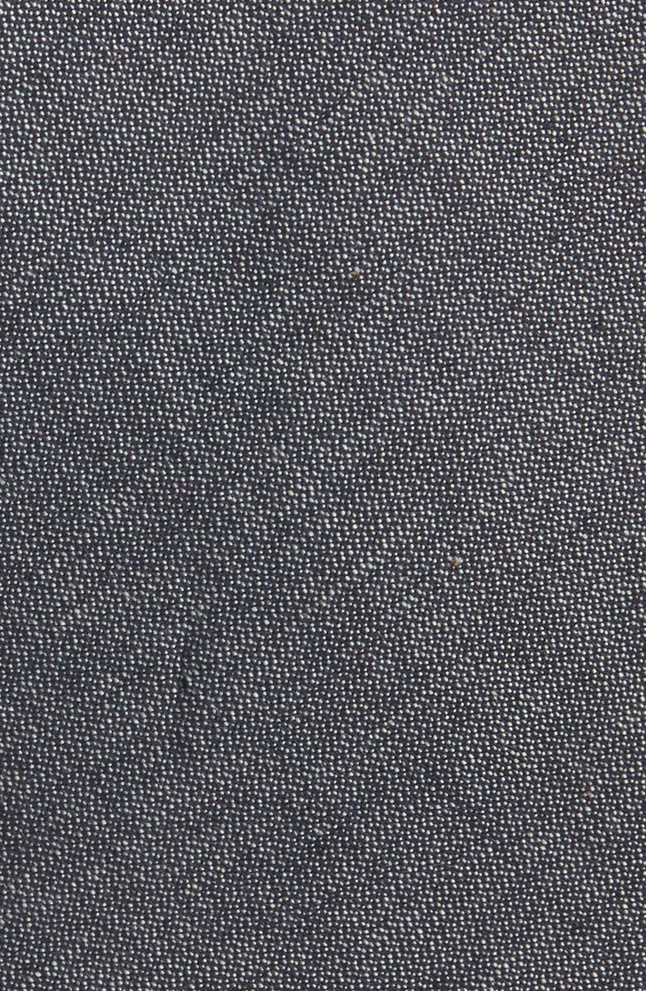 Solid Cotton Tie,                             Alternate thumbnail 2, color,