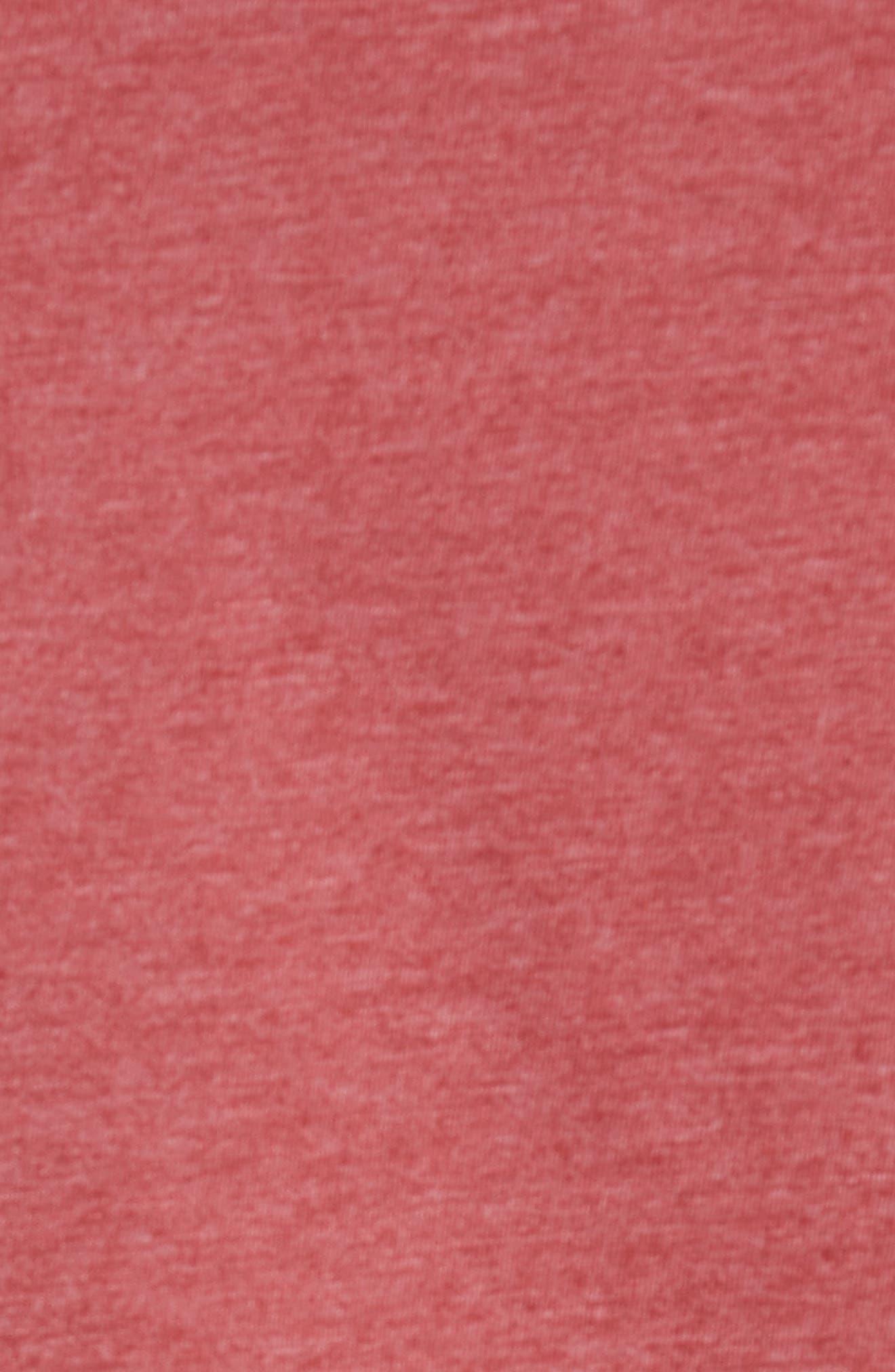 'Fitz Roy Crest' Slim Fit Organic Cotton Blend T-Shirt,                             Alternate thumbnail 40, color,