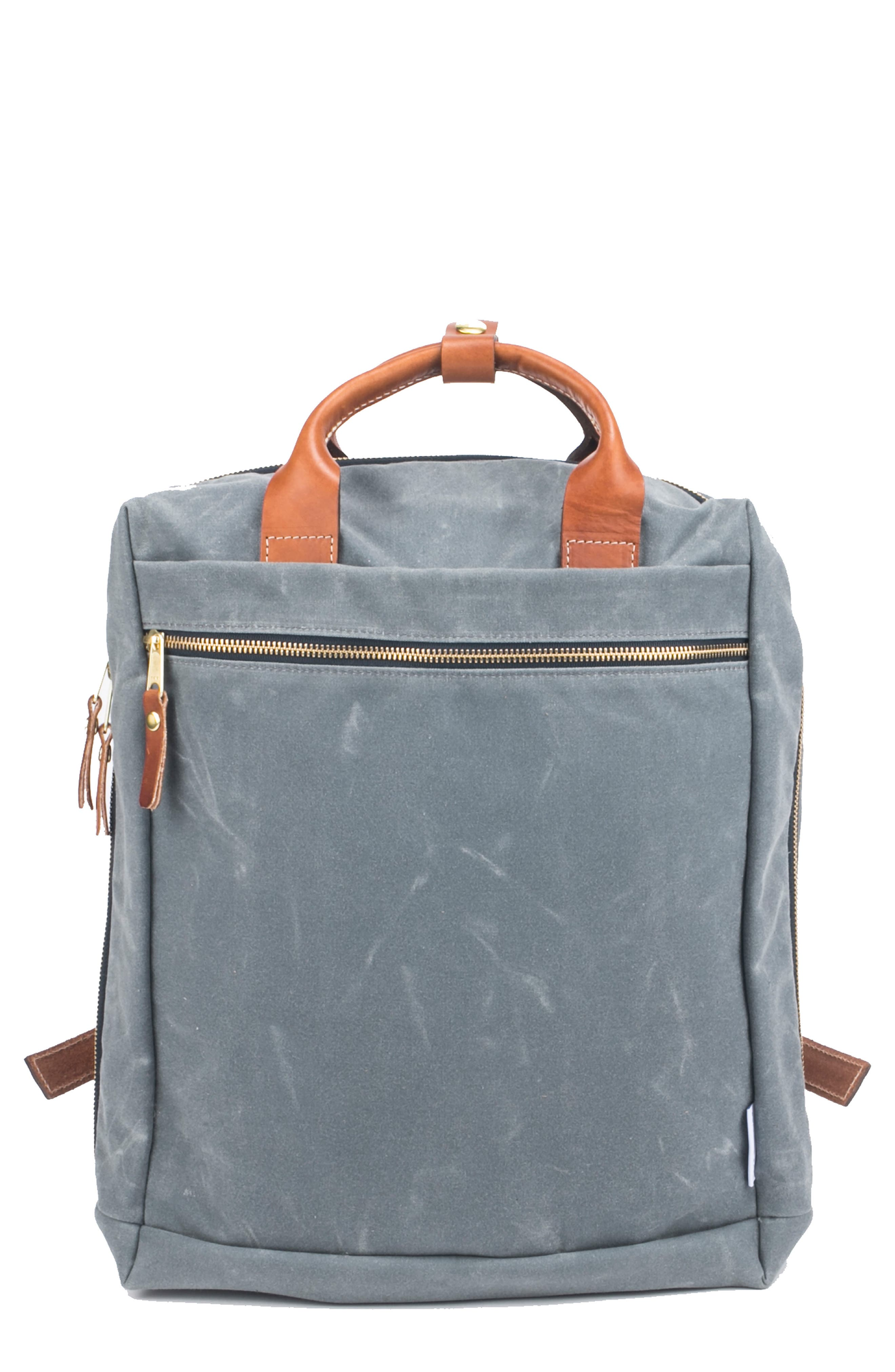 Metro Backpack,                         Main,                         color, CHARCOAL