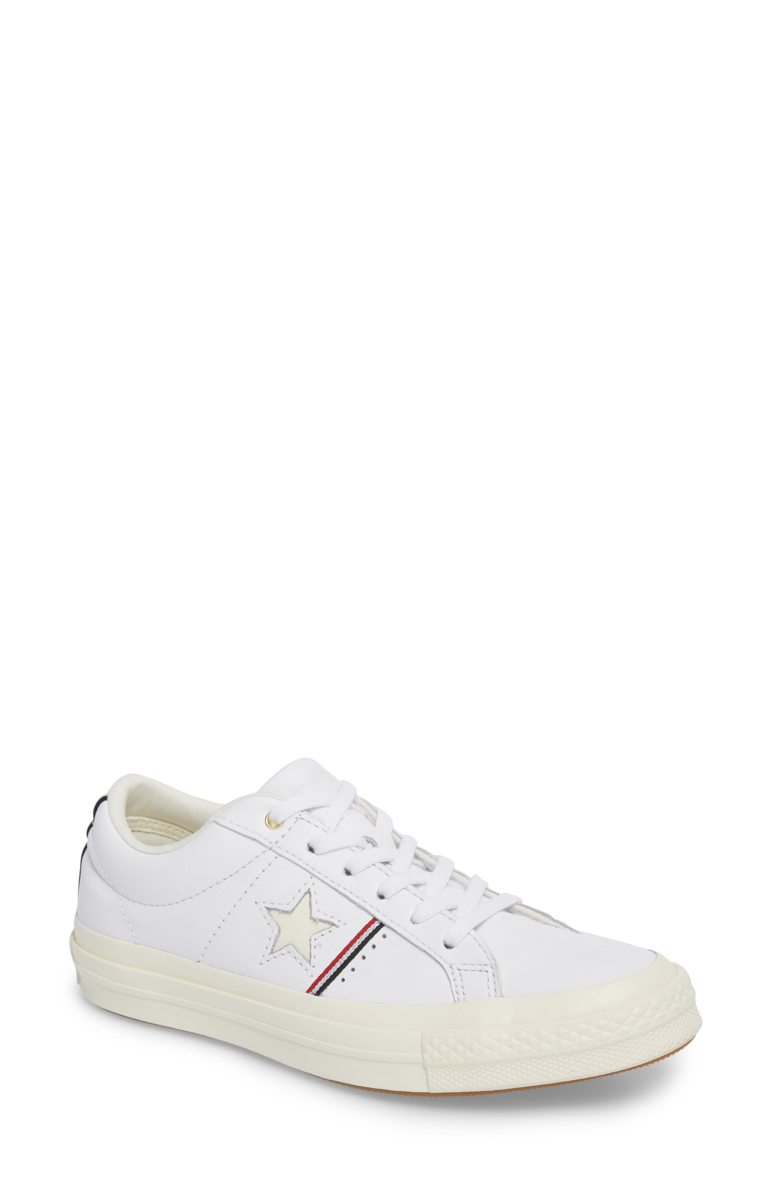 One Star Piping Sneaker,                             Main thumbnail 2, color,