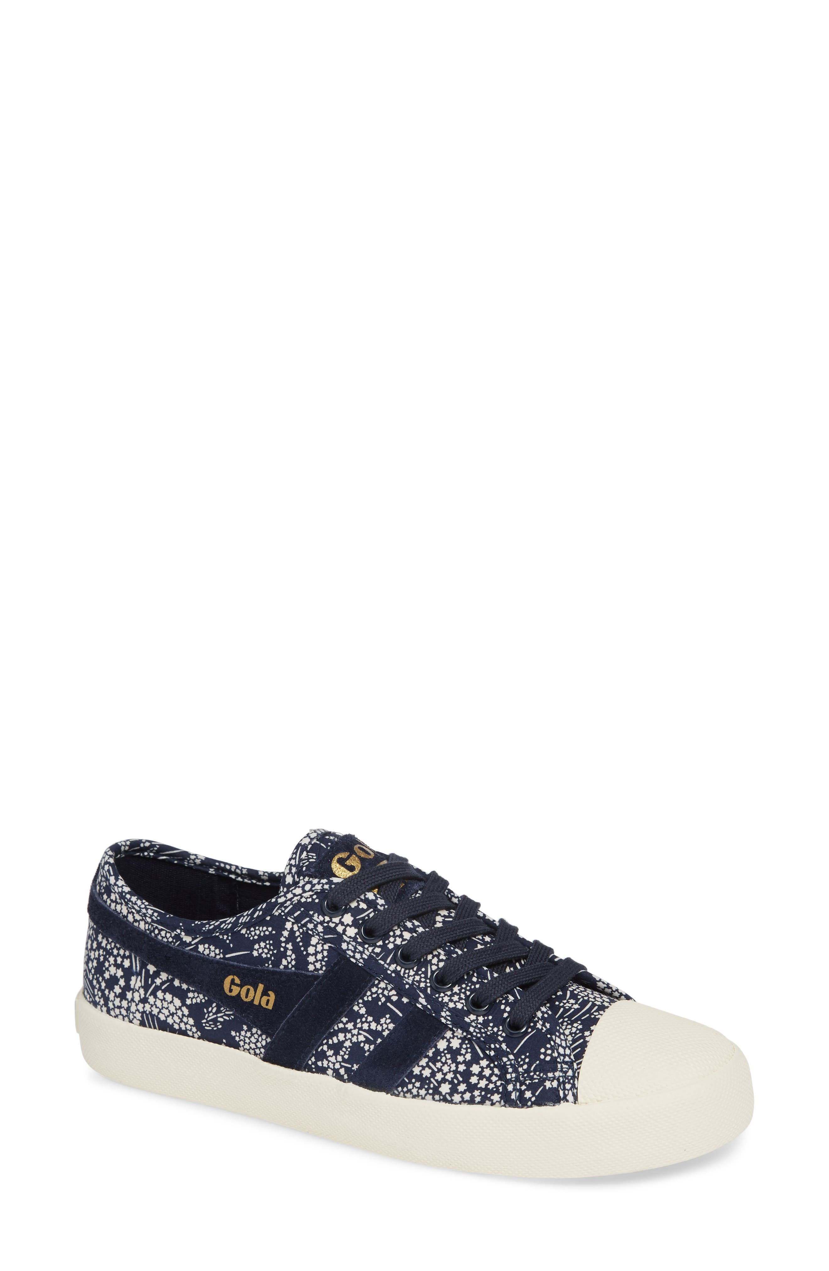 GOLA Coaster Liberty Sneaker in Navy/ Off White