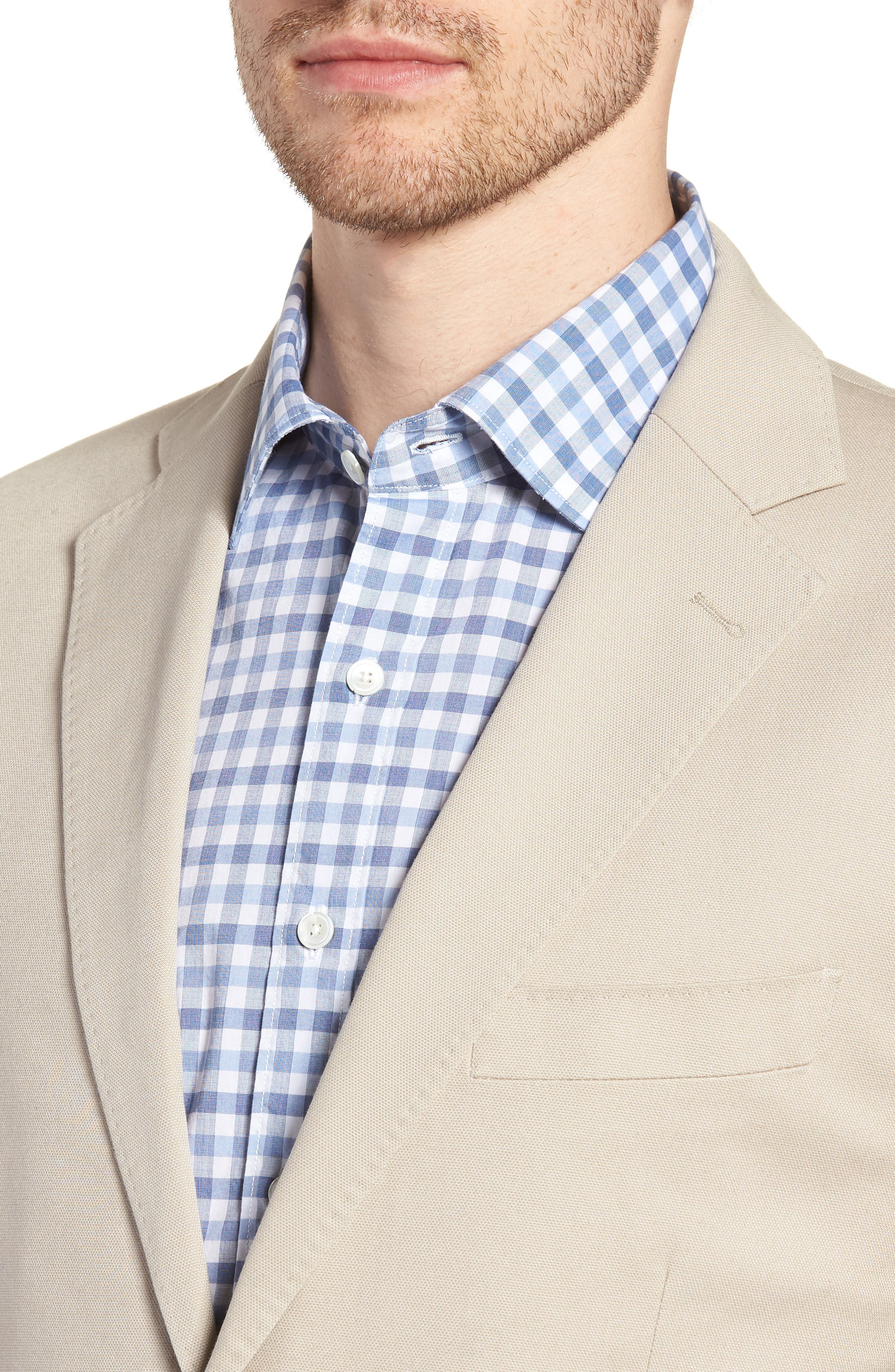 Finchley Regular Fit Sportcoat,                             Alternate thumbnail 4, color,                             102