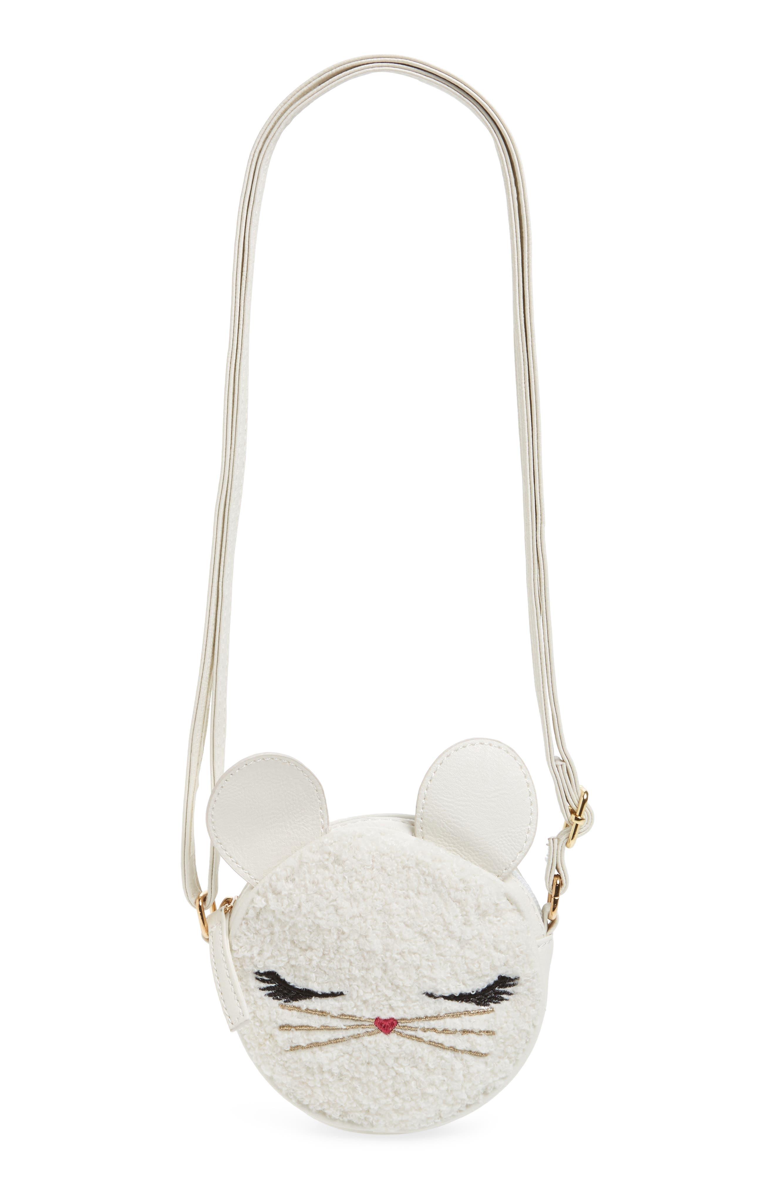 Bunny Crossbody Bag,                             Main thumbnail 1, color,