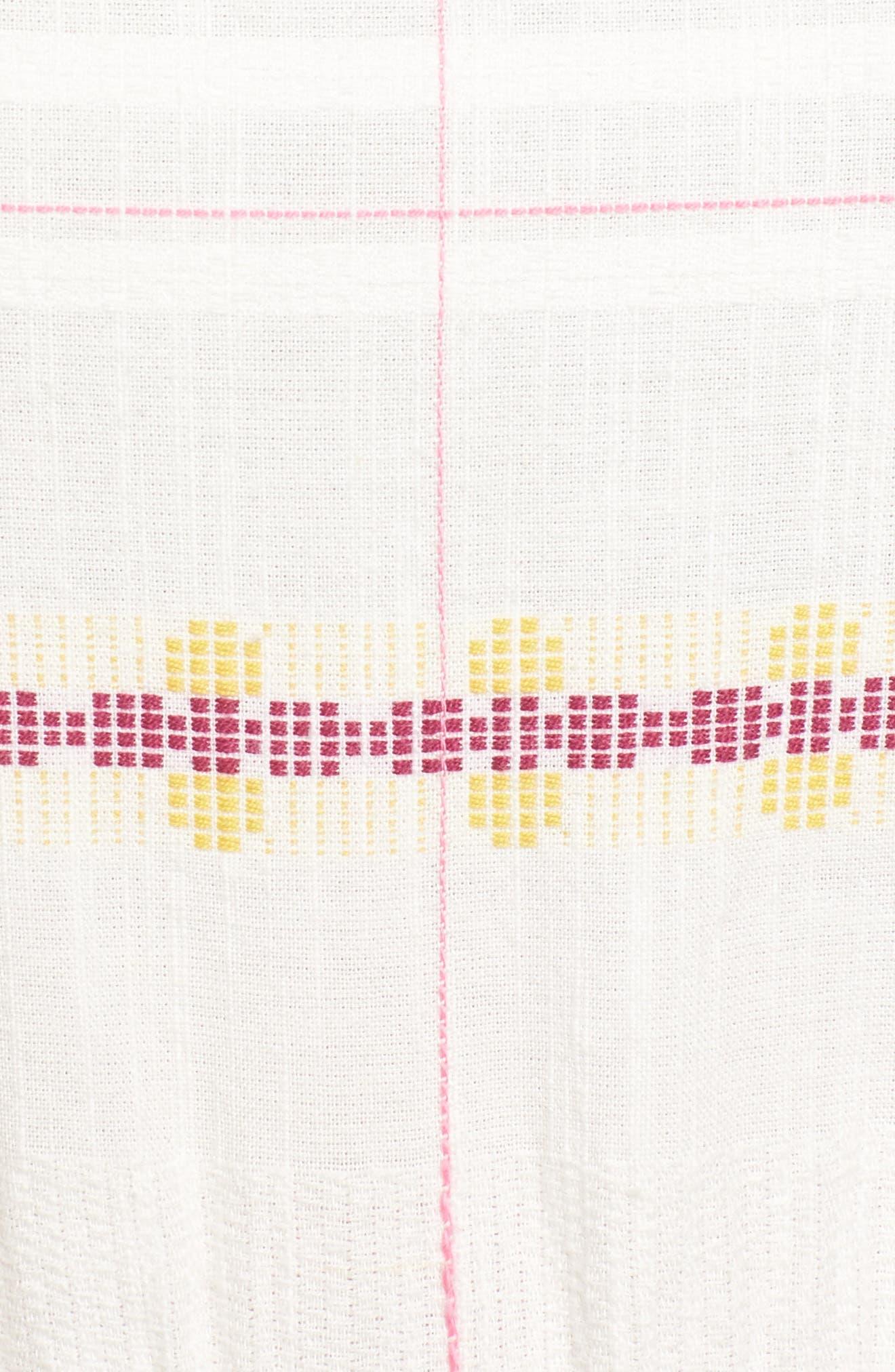 Smocked Back Maxi Dress,                             Alternate thumbnail 5, color,