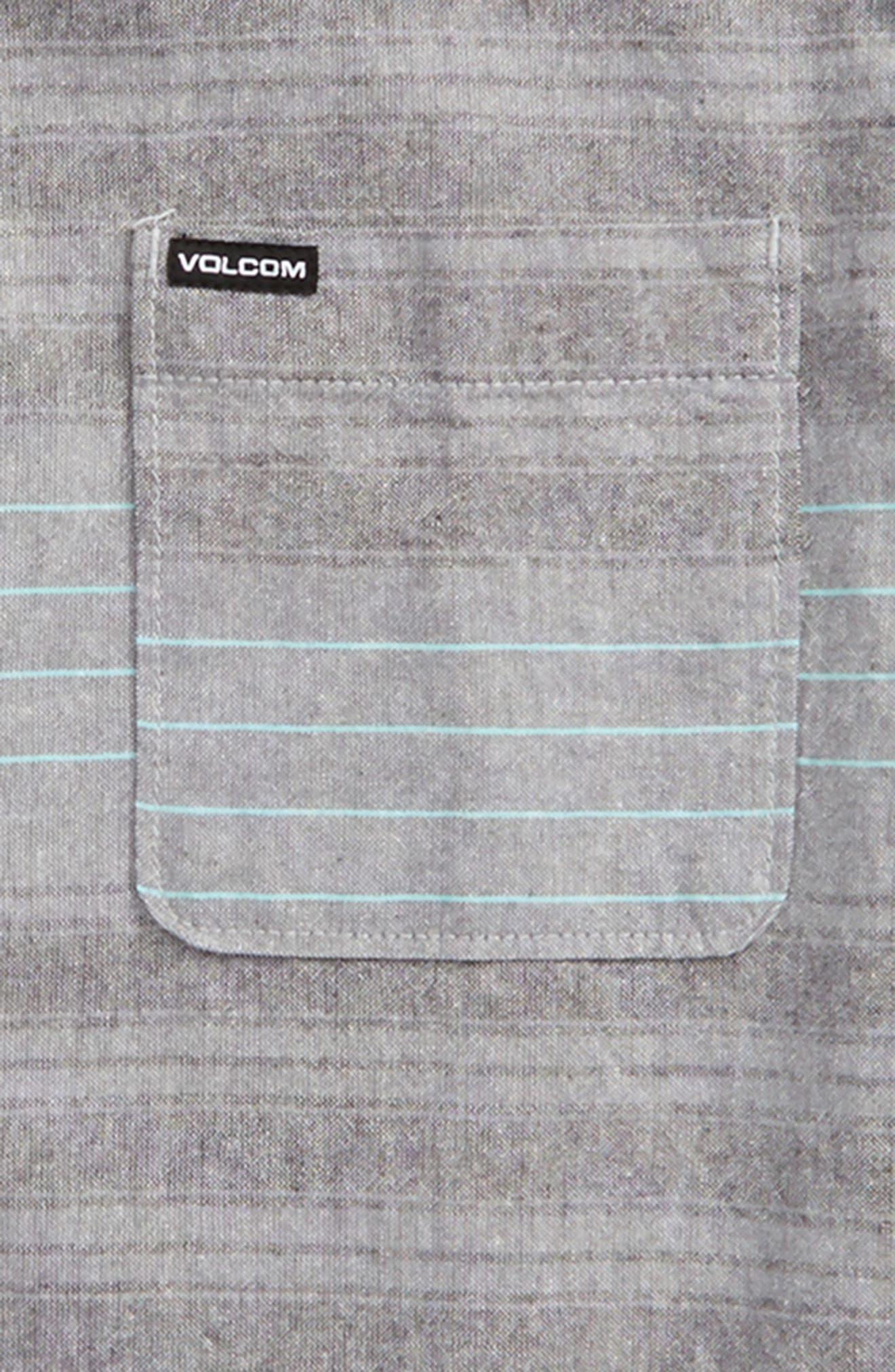 Meyer Stripe Woven Shirt,                             Alternate thumbnail 2, color,                             020