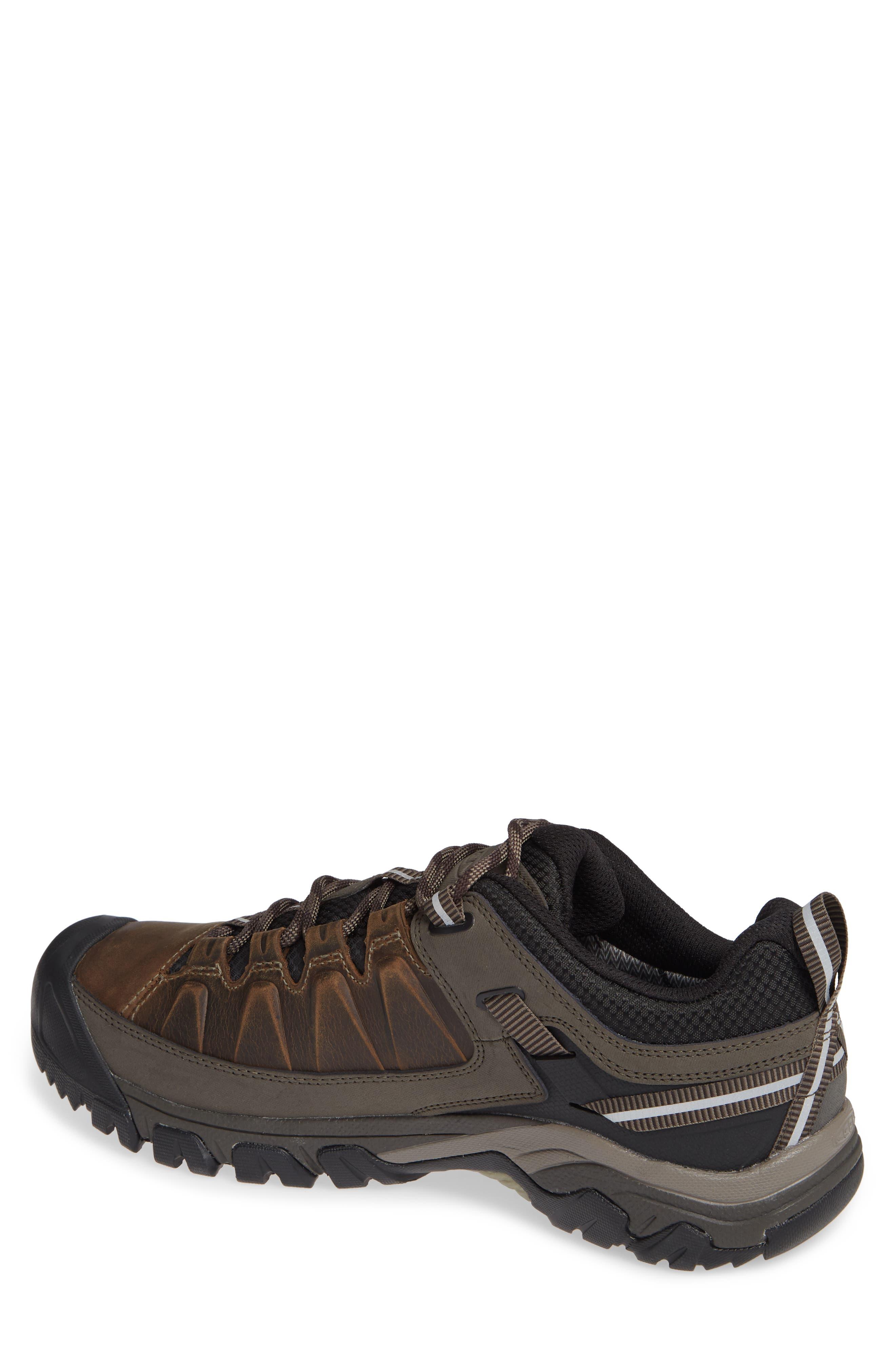 Targhee III Waterproof Wide Hiking Shoe,                             Alternate thumbnail 2, color,                             BUNGEE CORD/ BLACK