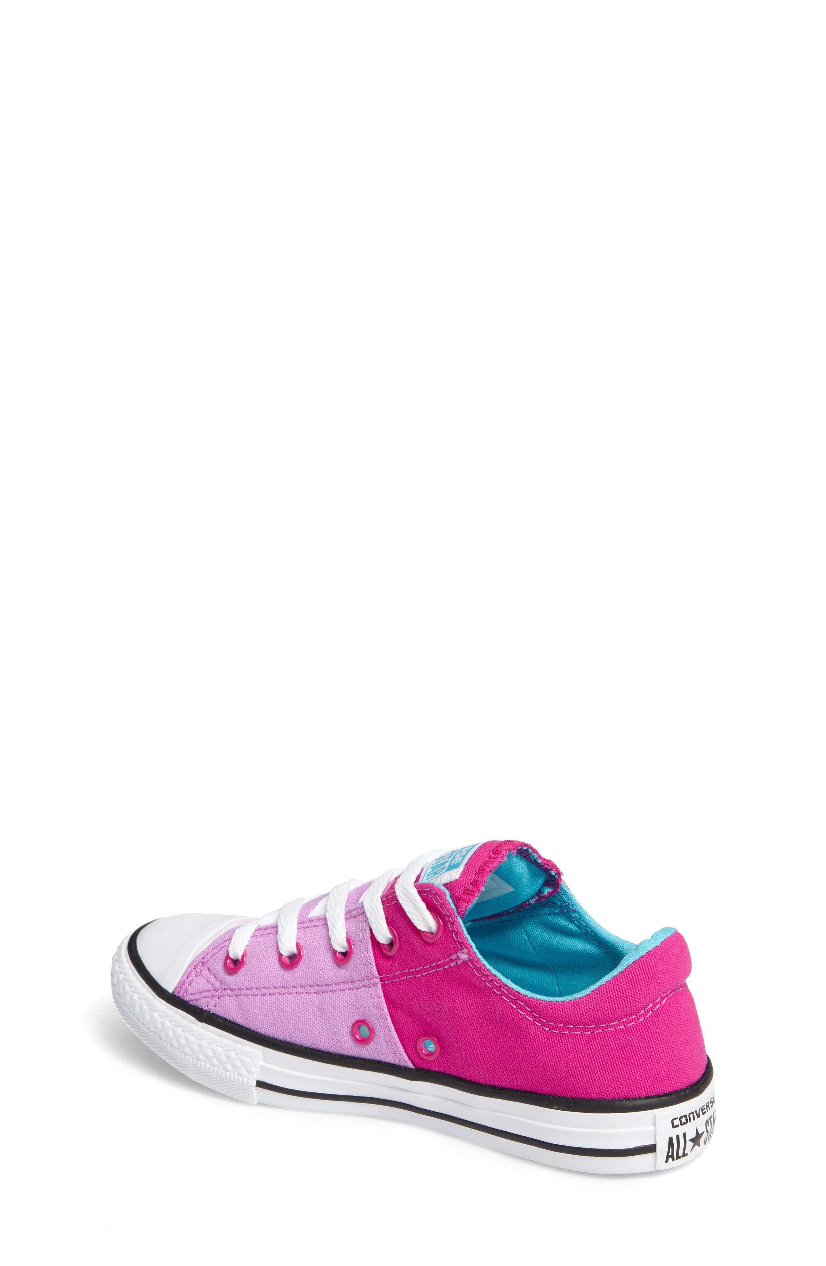 Chuck Taylor<sup>®</sup> All Star<sup>®</sup> Madison Low Top Sneaker,                             Alternate thumbnail 12, color,