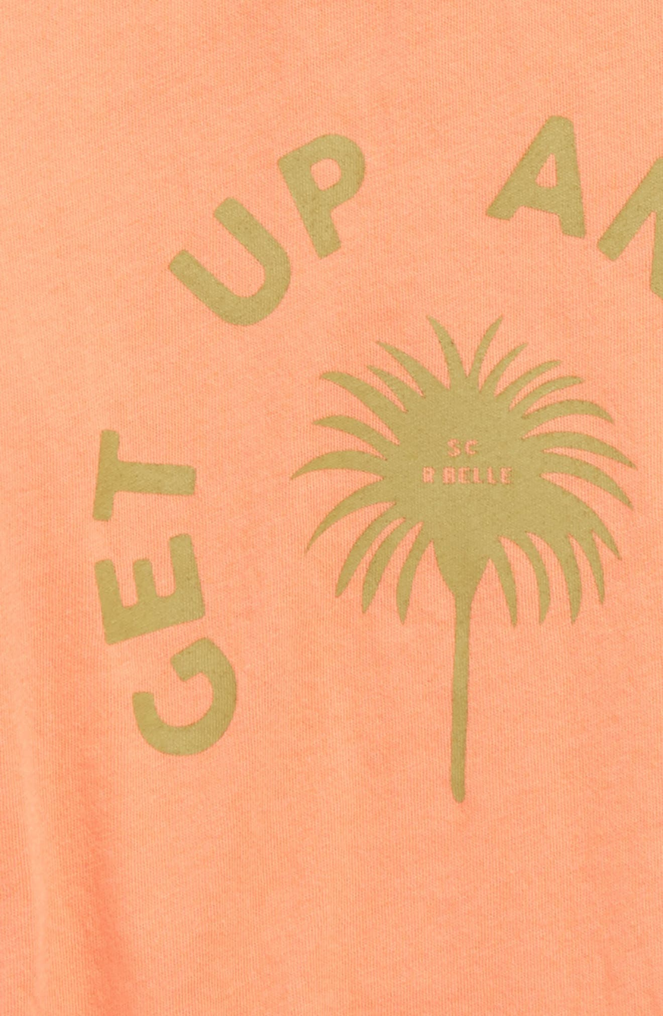 Bright Graphic Tee,                             Alternate thumbnail 2, color,                             950