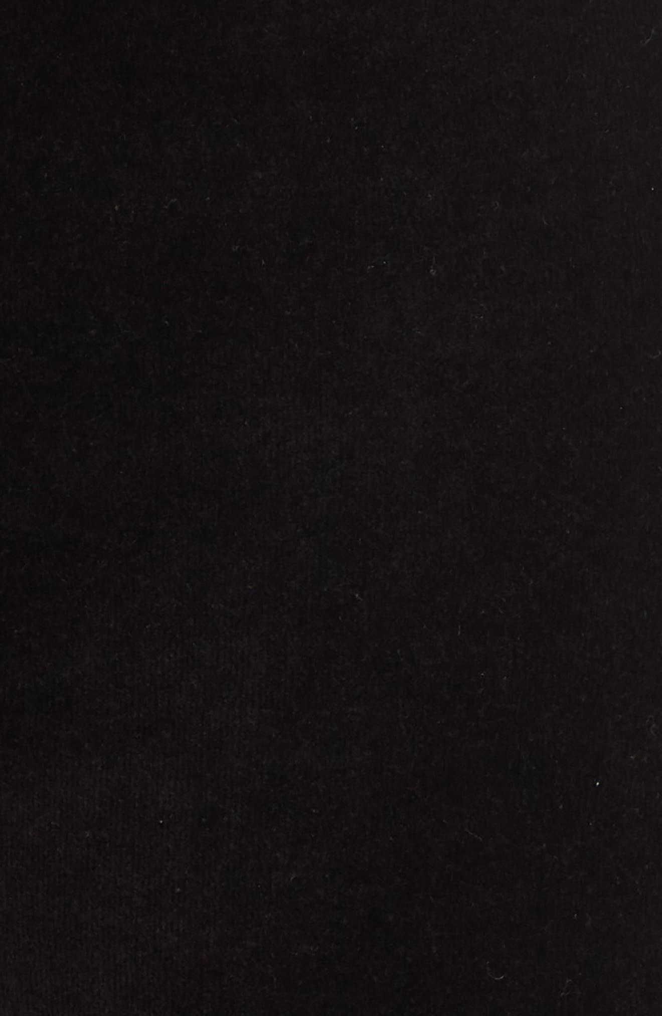 Liya Tear Away Pants,                             Alternate thumbnail 6, color,                             BLACK