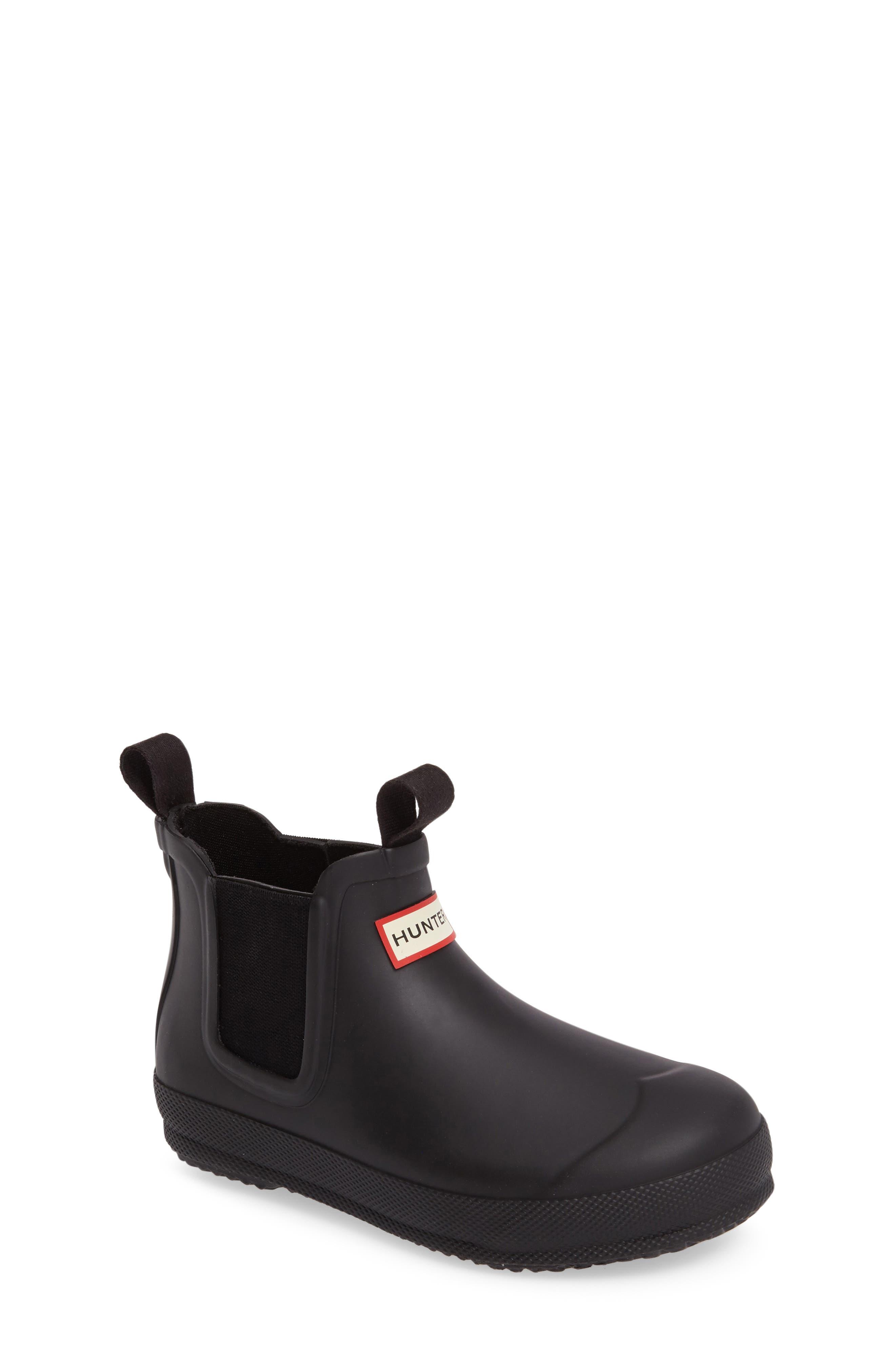 Original Waterproof Chelsea Boot,                         Main,                         color, 001