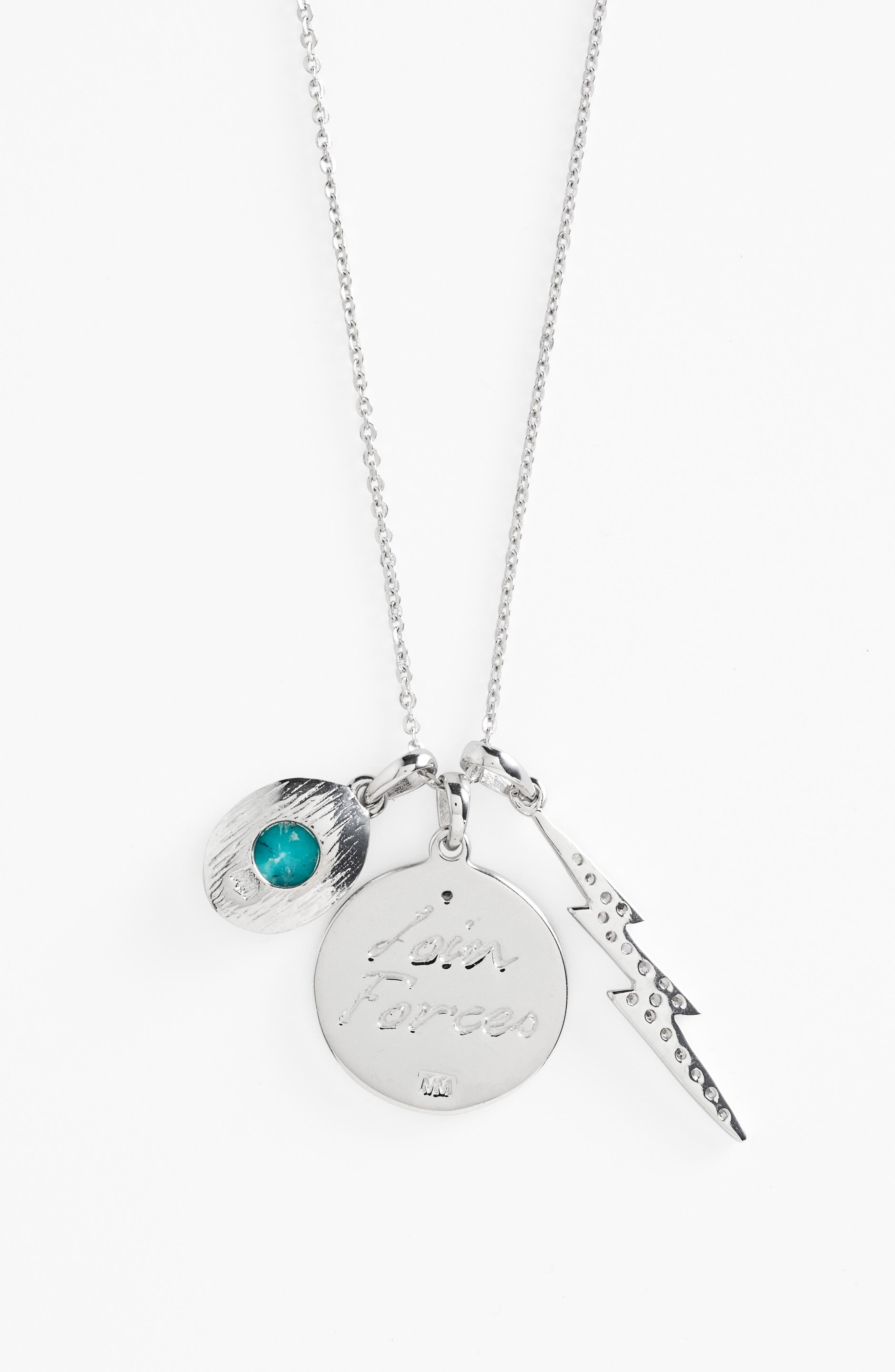 Goddess of Sisterhood Pendant Necklace,                             Alternate thumbnail 3, color,