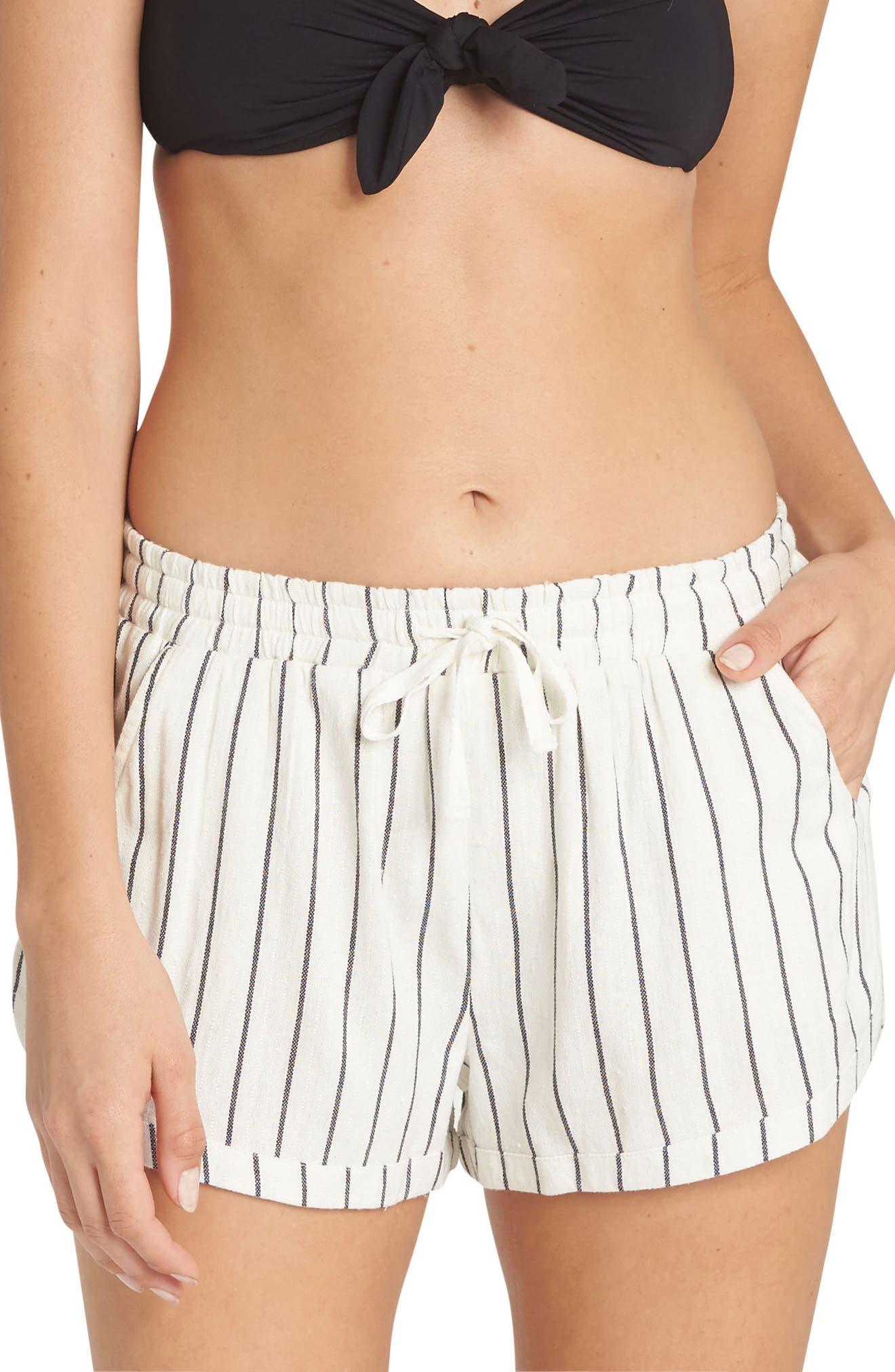 Free Wheelin Stripe Shorts,                             Main thumbnail 1, color,                             190