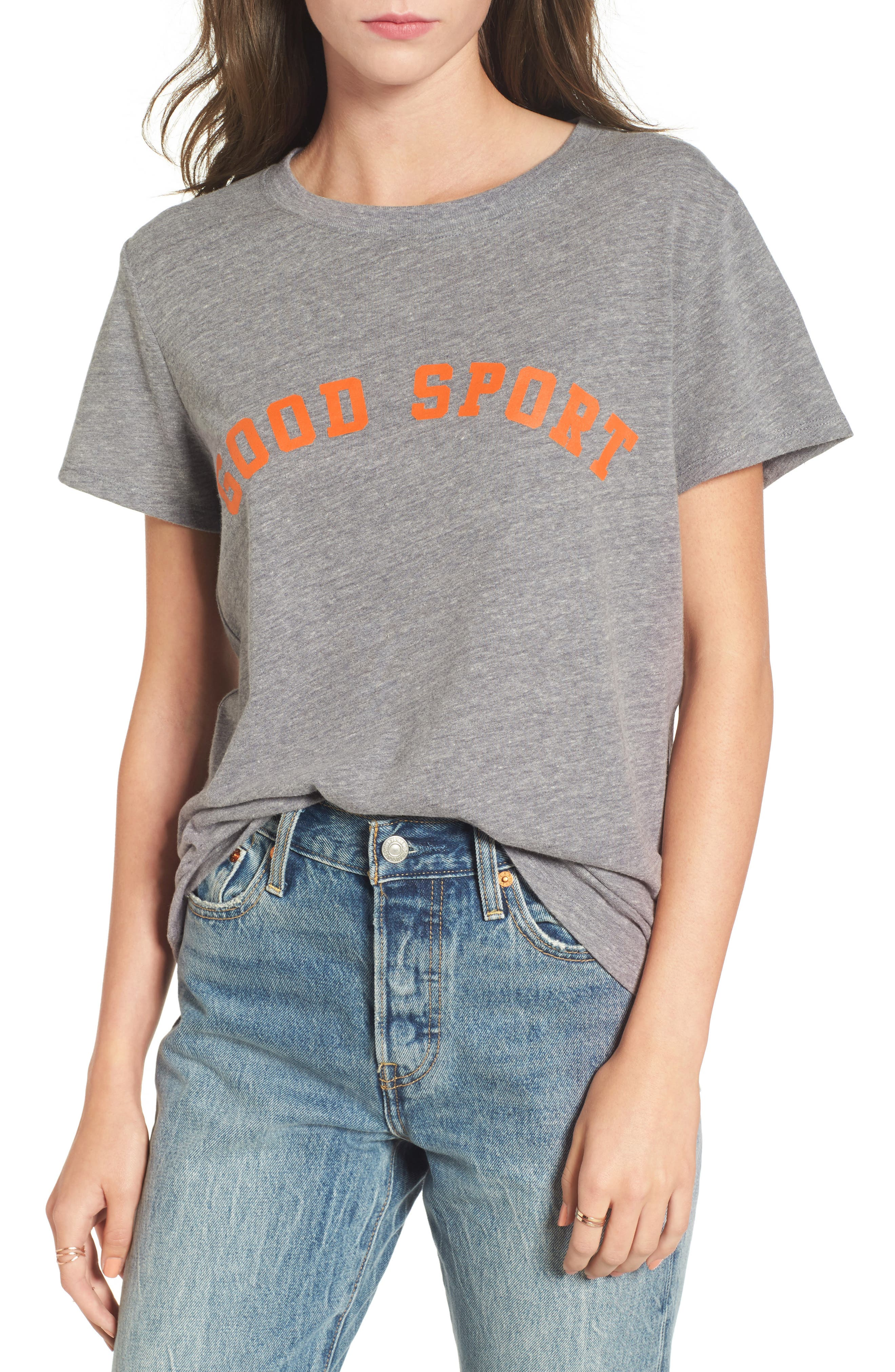Good Sport Graphic Tee,                         Main,                         color, 050