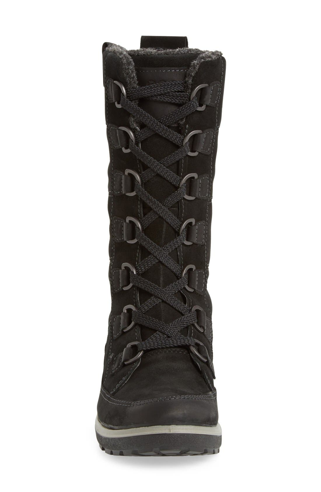 'Gora' Gore-Tex<sup>®</sup> Waterproof Lace-Up Boot,                             Alternate thumbnail 3, color,                             019