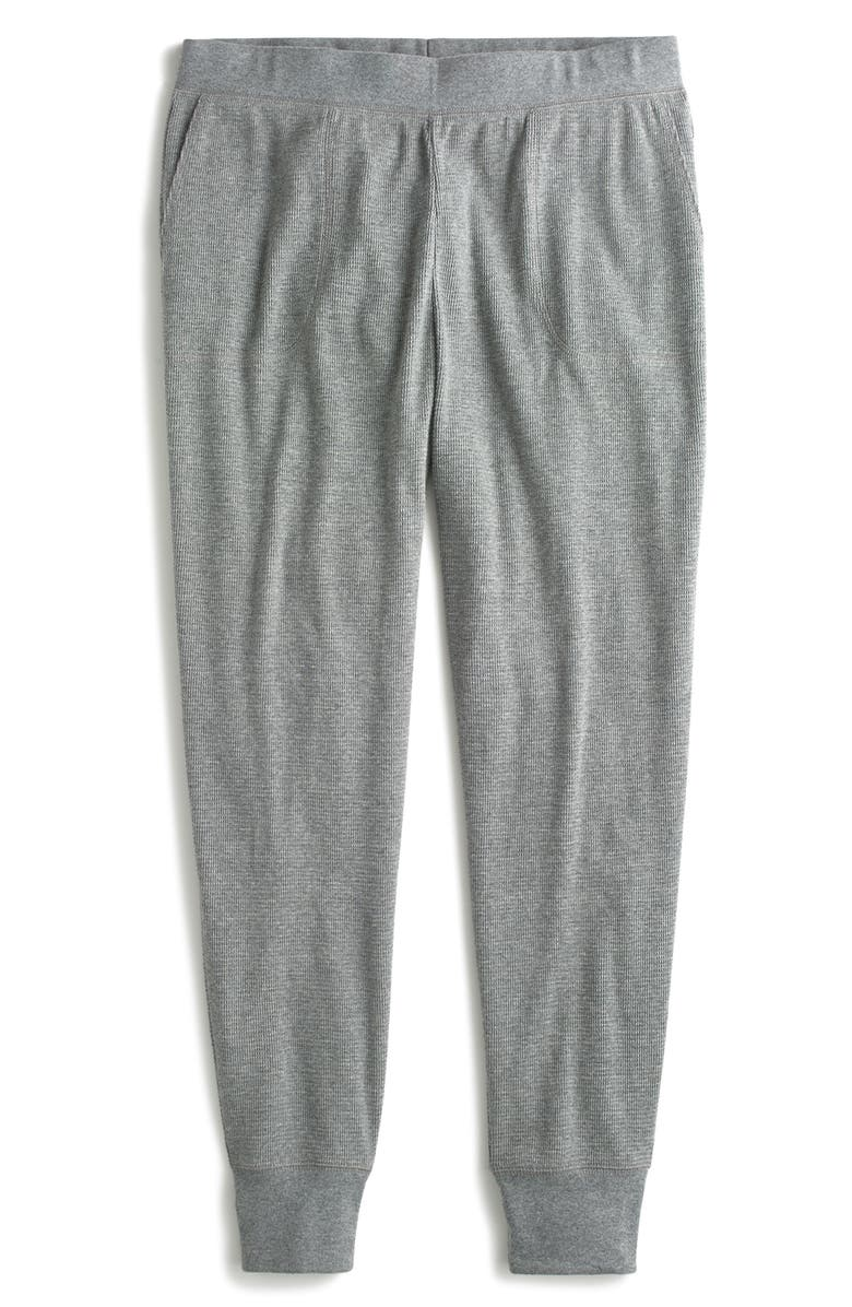 fe524bfbed2 J.Crew Waffle Cotton Pajama Jogger Pants