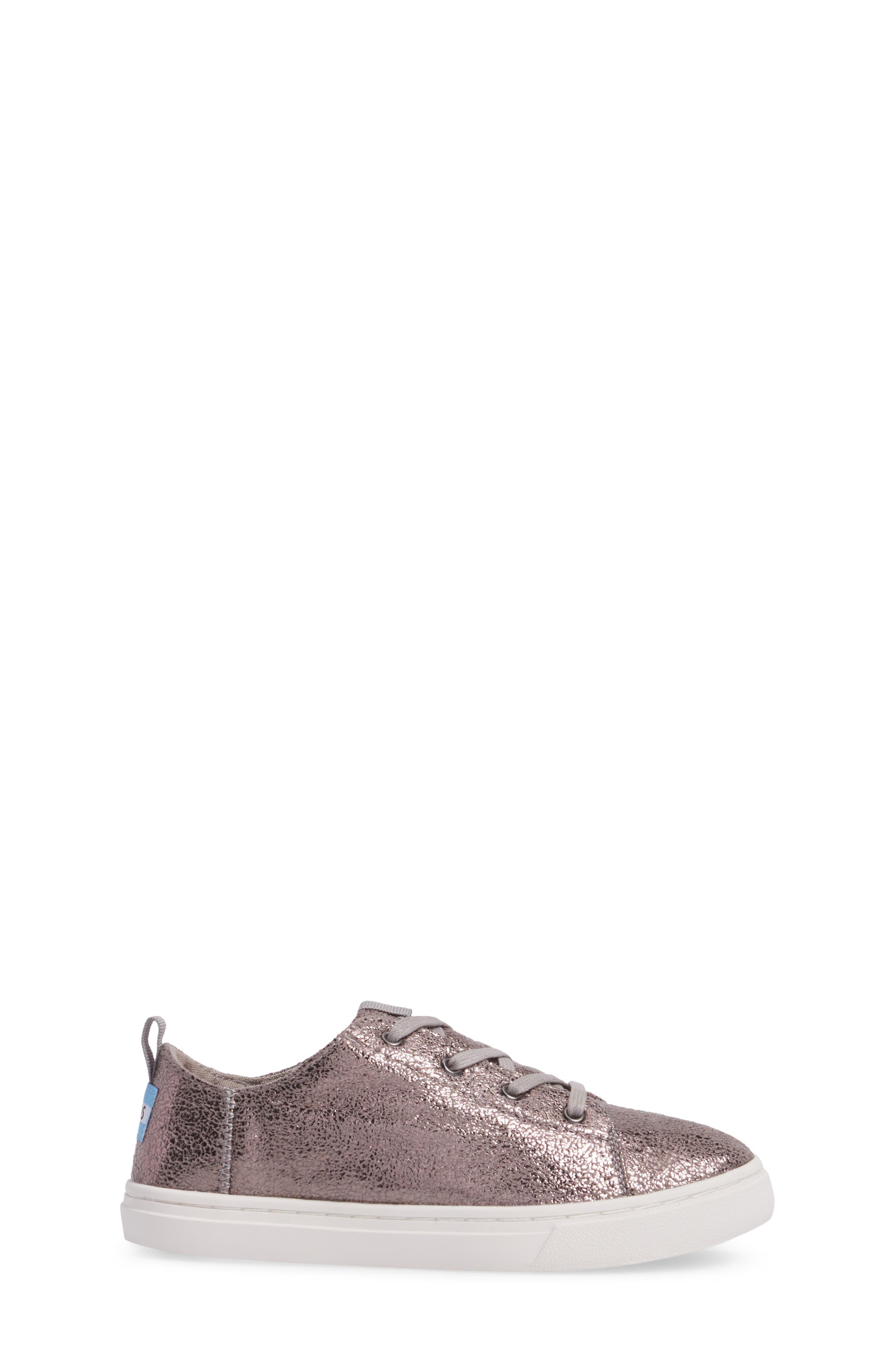 TOMS,                             Lenny Sneaker,                             Alternate thumbnail 3, color,                             040