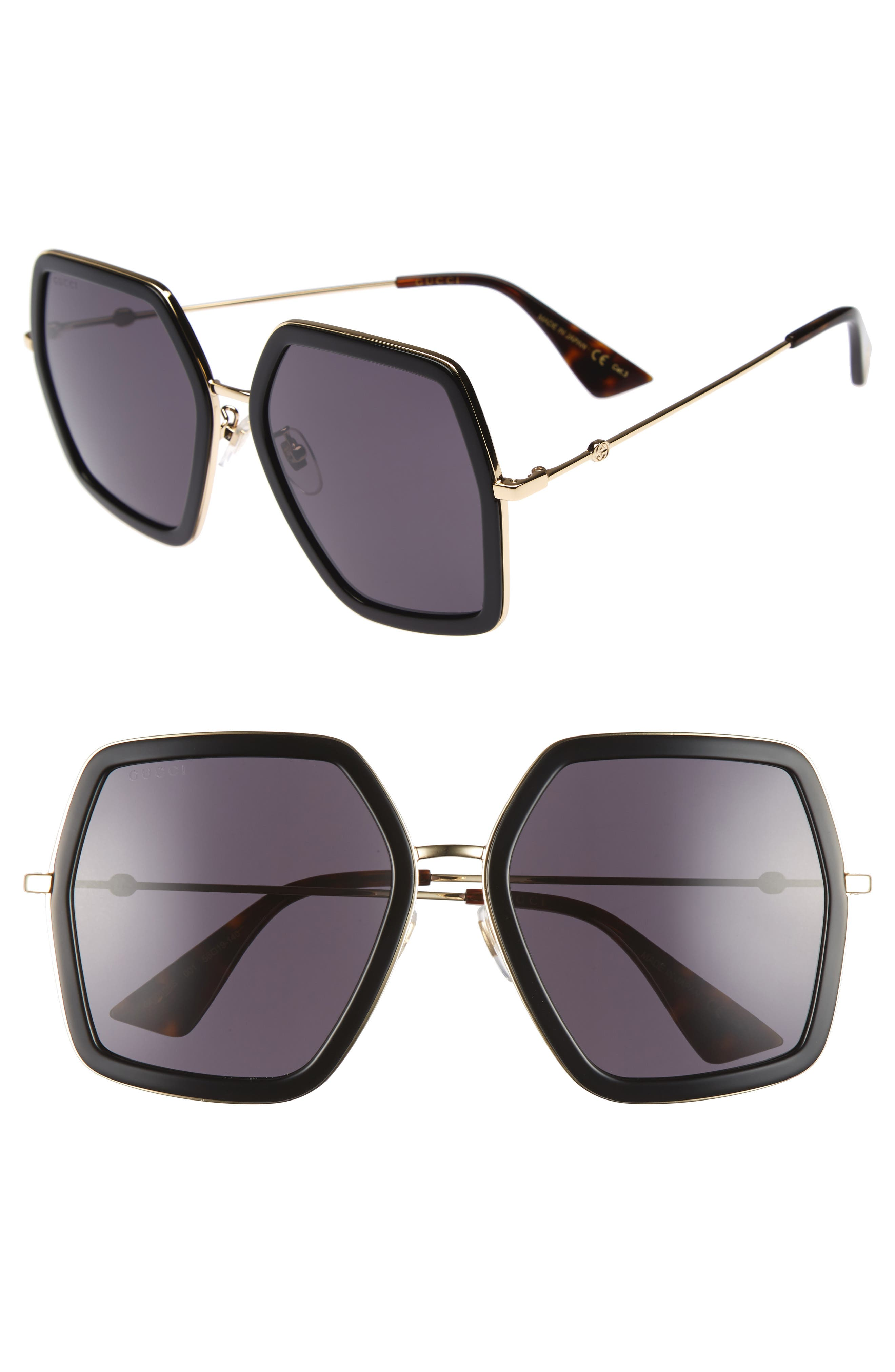 Gucci 5m Sunglasses -