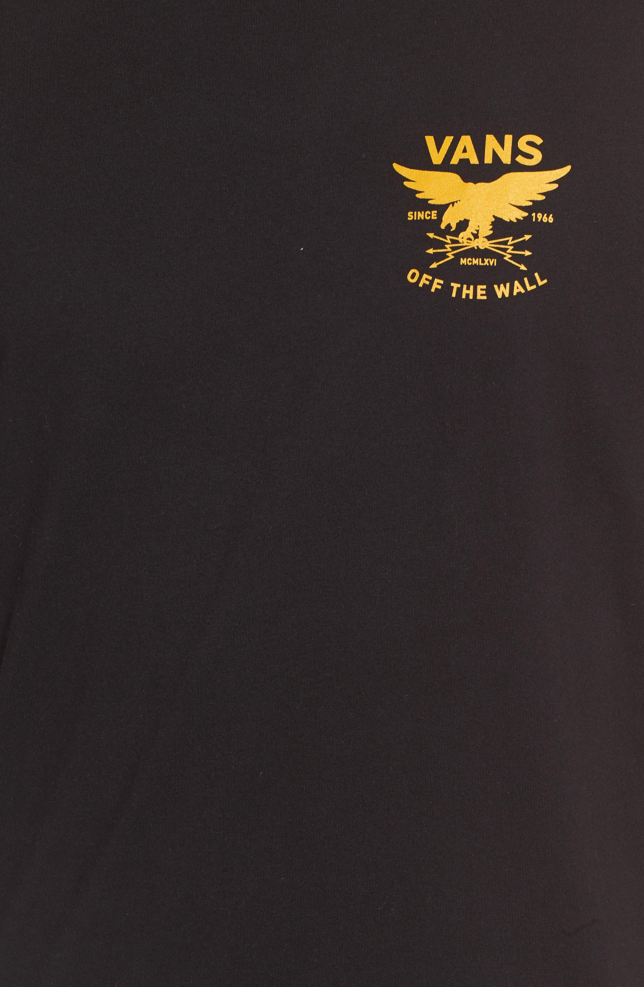Fight On T-Shirt,                             Alternate thumbnail 5, color,                             001
