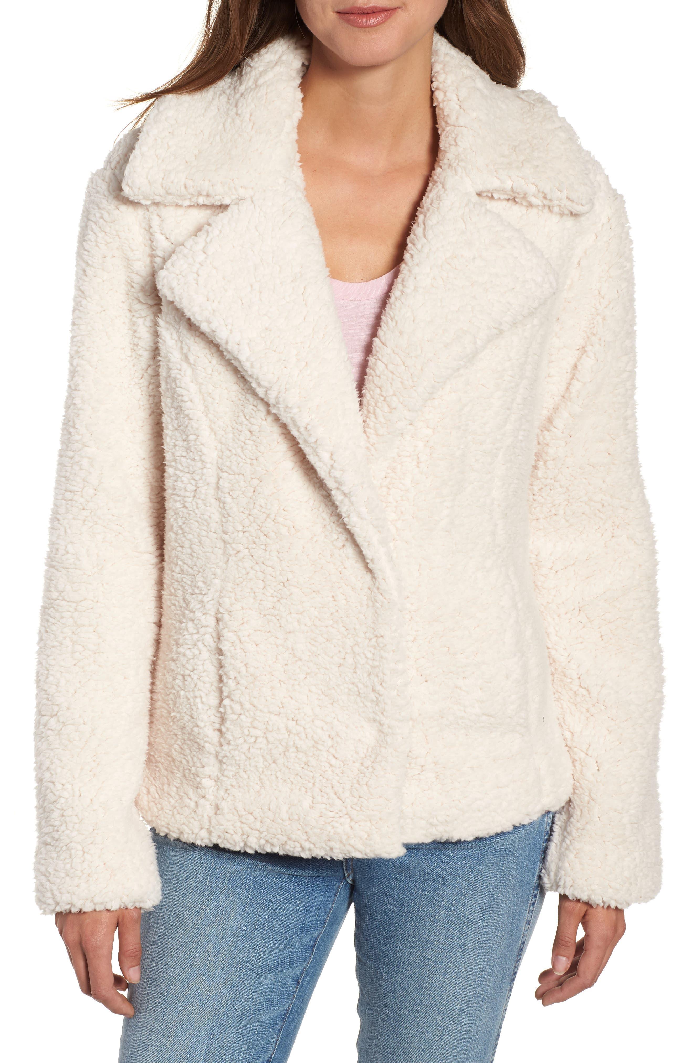 Caslon Fleece Jacket