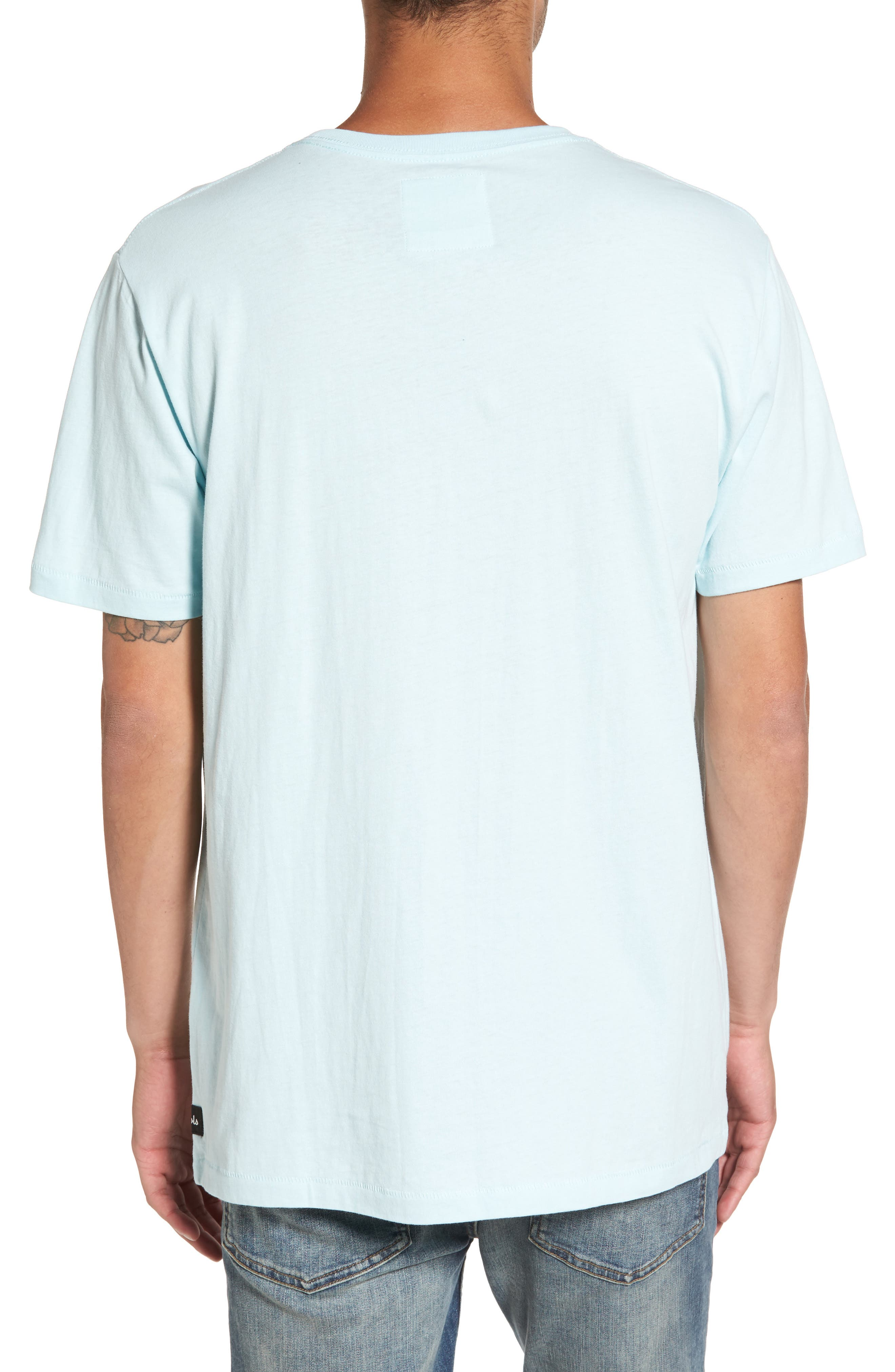 Aeroplane Appliqué T-Shirt,                             Alternate thumbnail 2, color,                             440