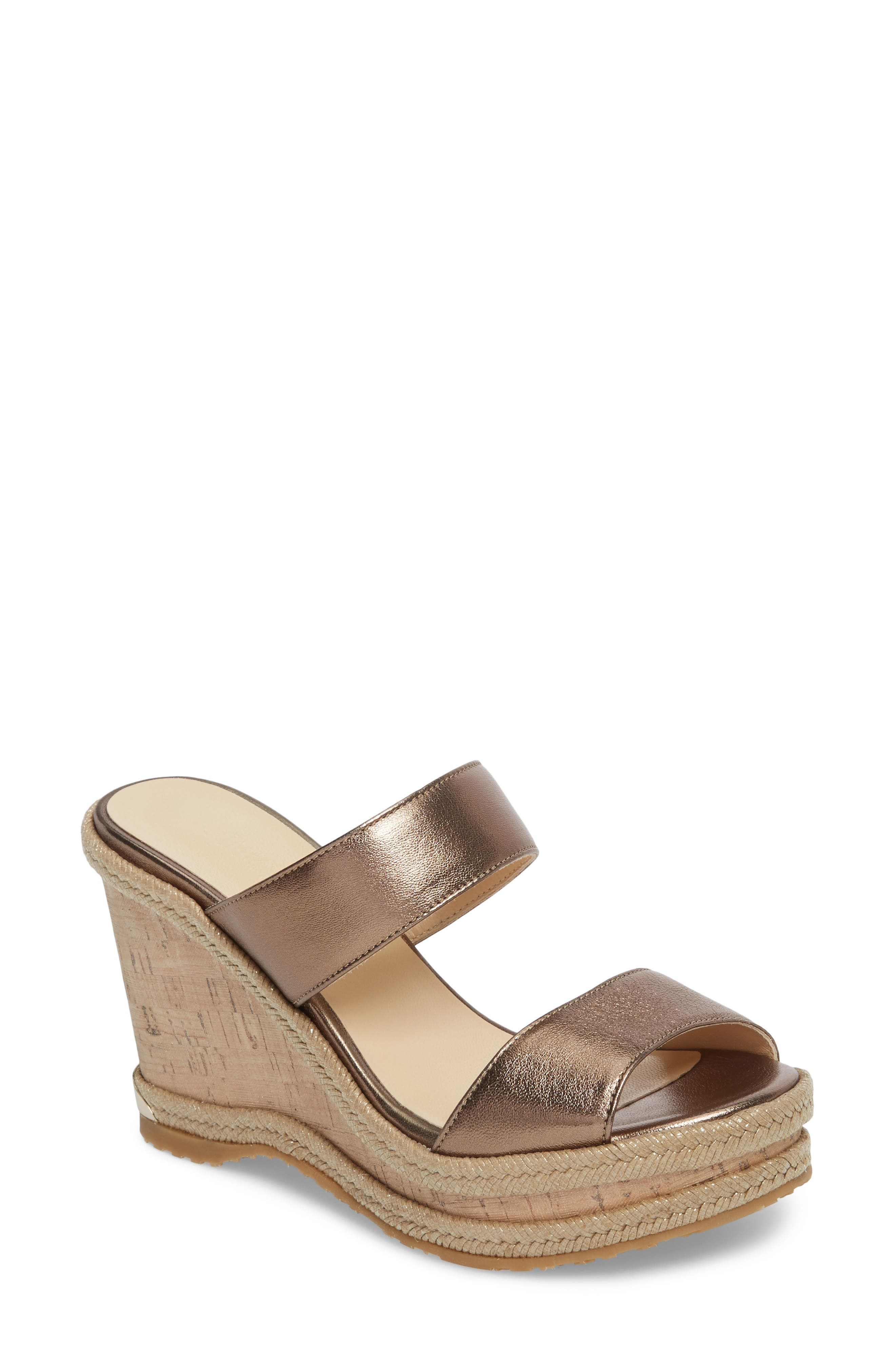 Parker Wedge Mule,                         Main,                         color, 710