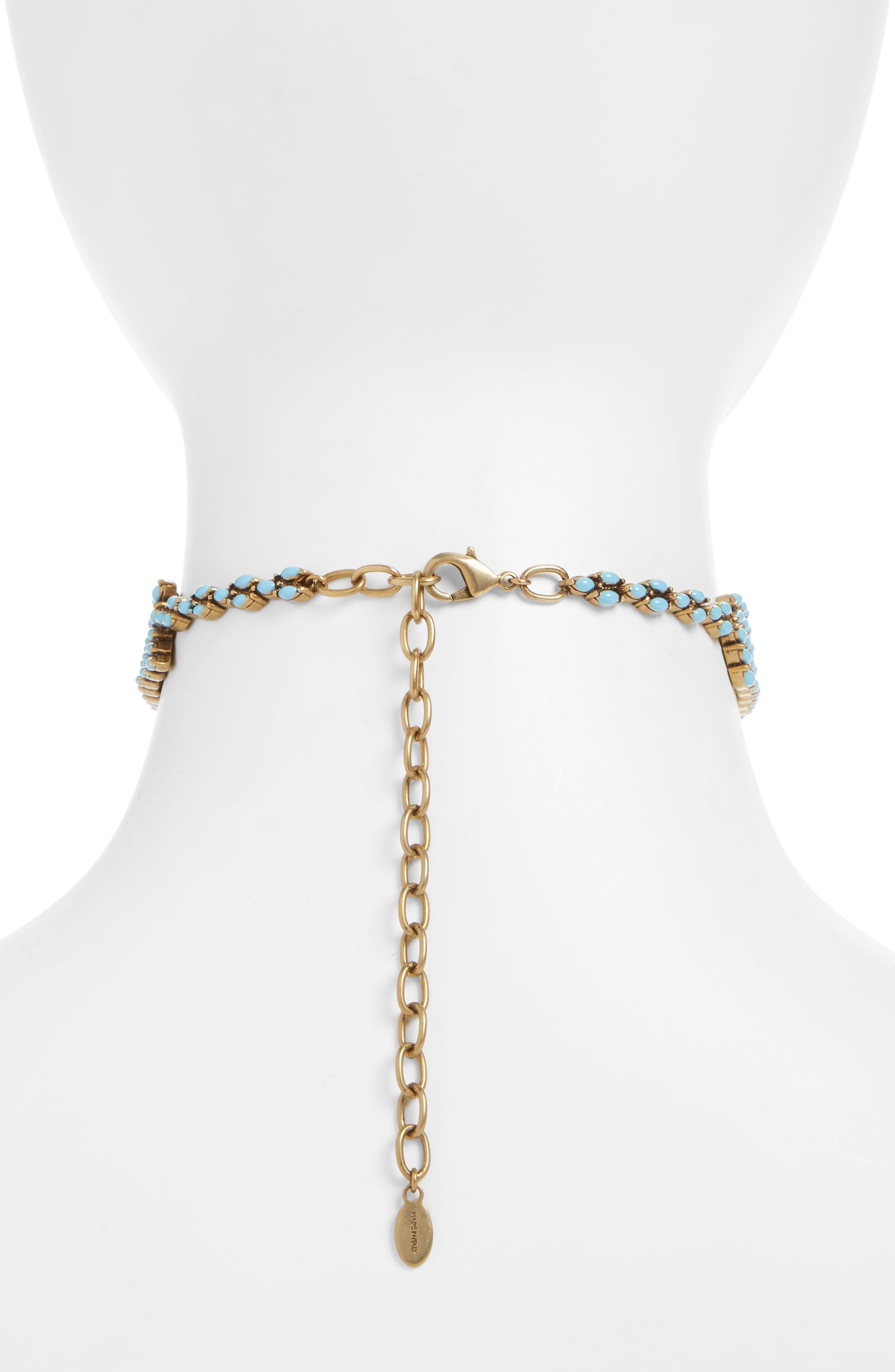 Choker Necklace,                             Alternate thumbnail 2, color,                             710