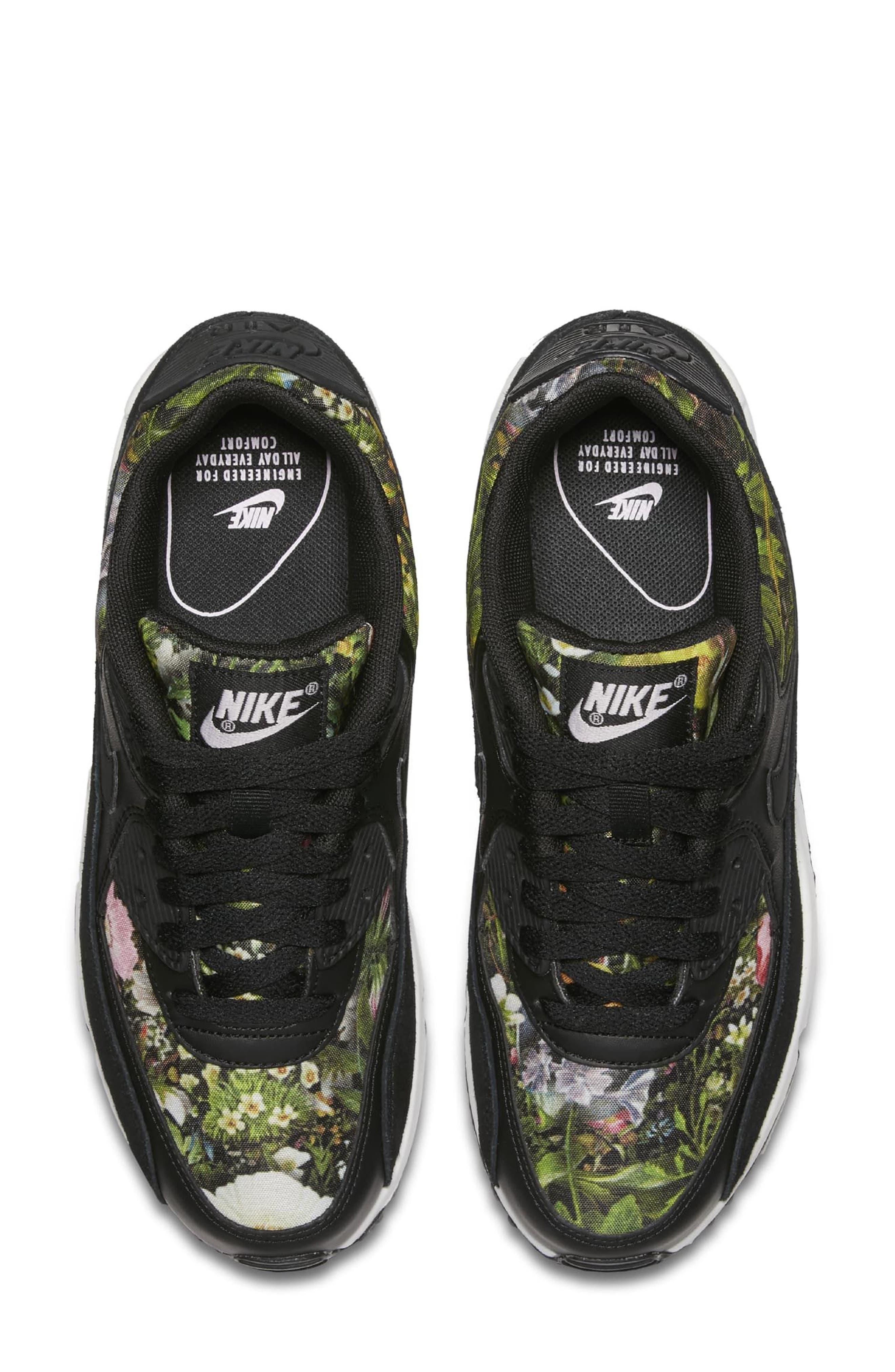 Air Max 90 SE Sneaker,                             Alternate thumbnail 31, color,