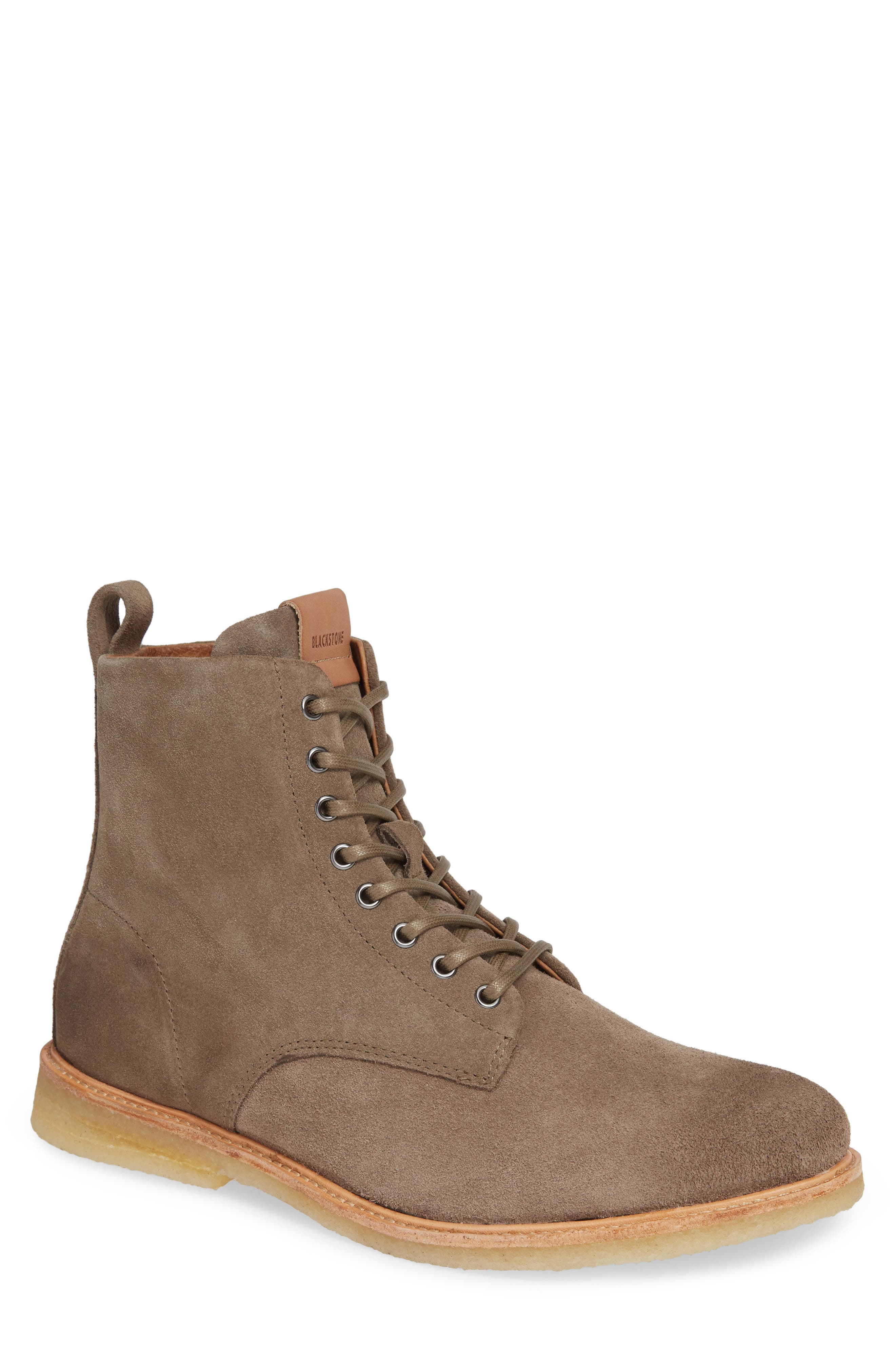 QM23 Plain Toe Boot,                         Main,                         color, GREY