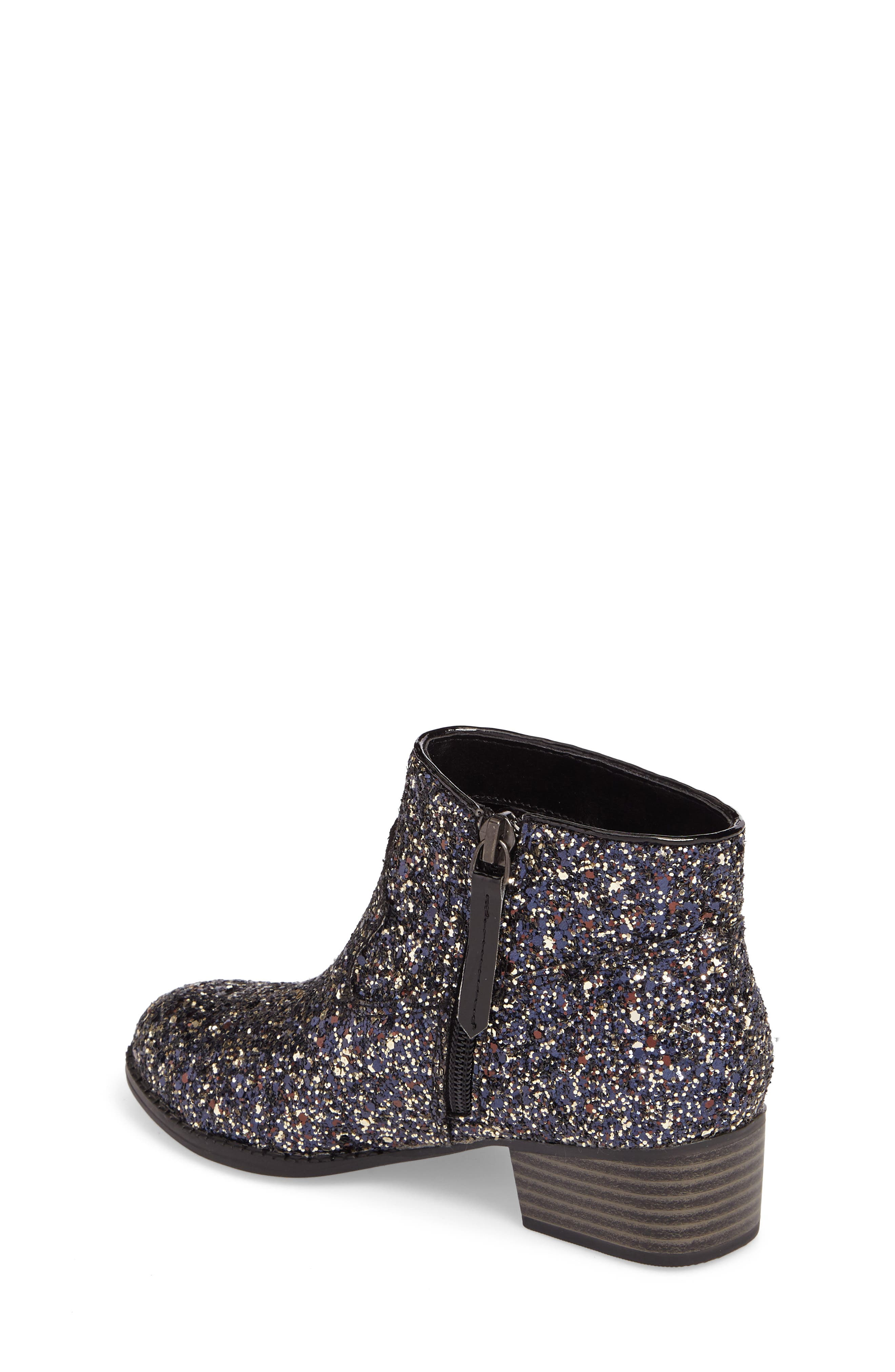 Jaclyn Glitter Bootie,                             Alternate thumbnail 2, color,                             002