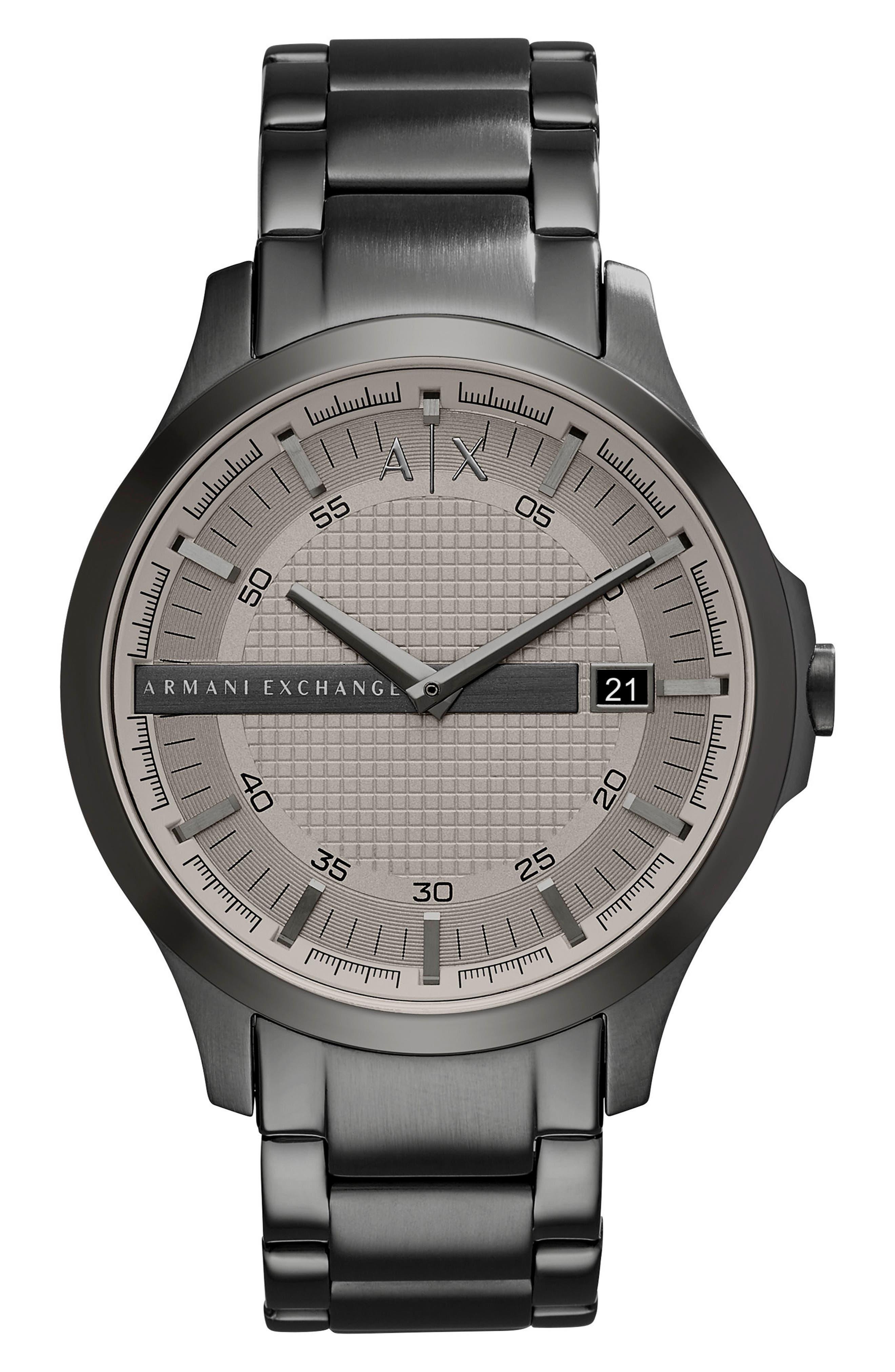 Bracelet Watch, 46mm,                         Main,                         color, 050