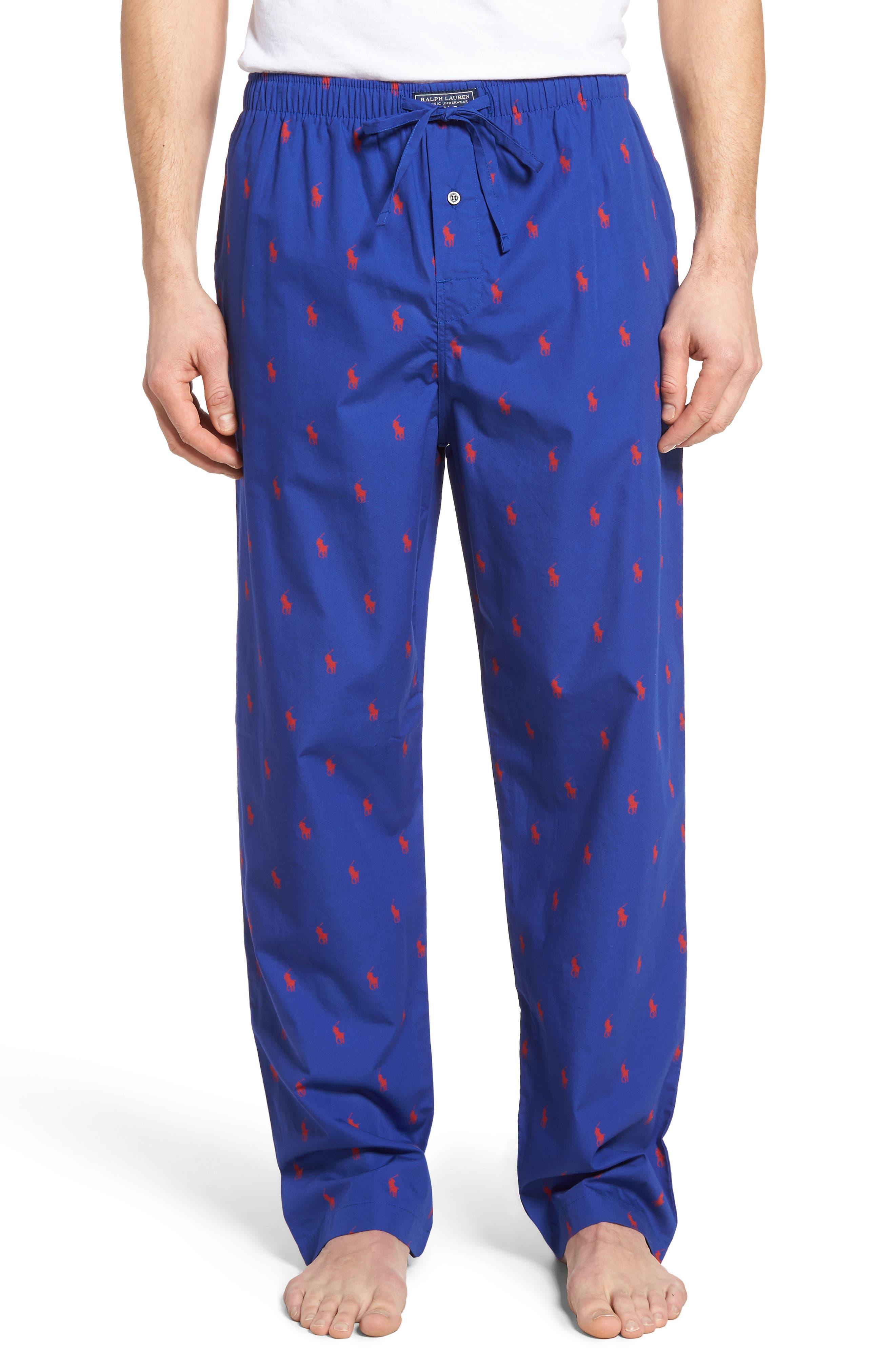 Cotton Lounge Pants,                             Main thumbnail 6, color,