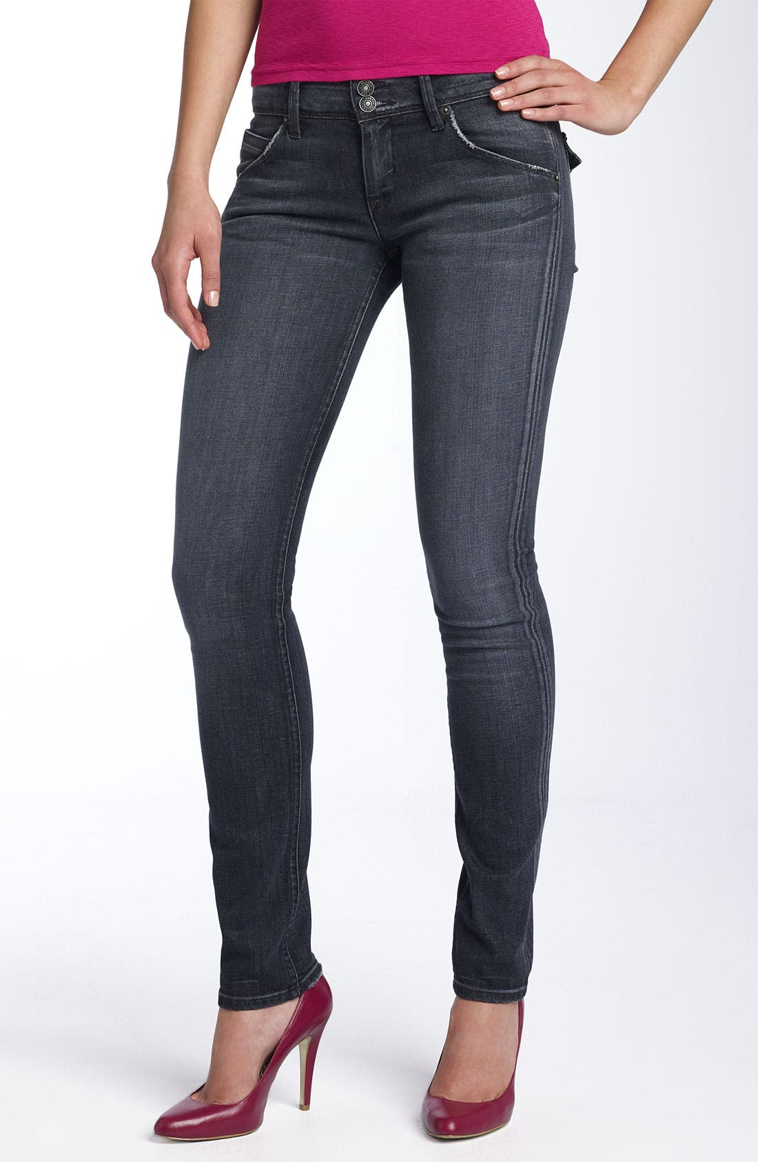 'Collin' Skinny Jeans,                         Main,                         color, 017