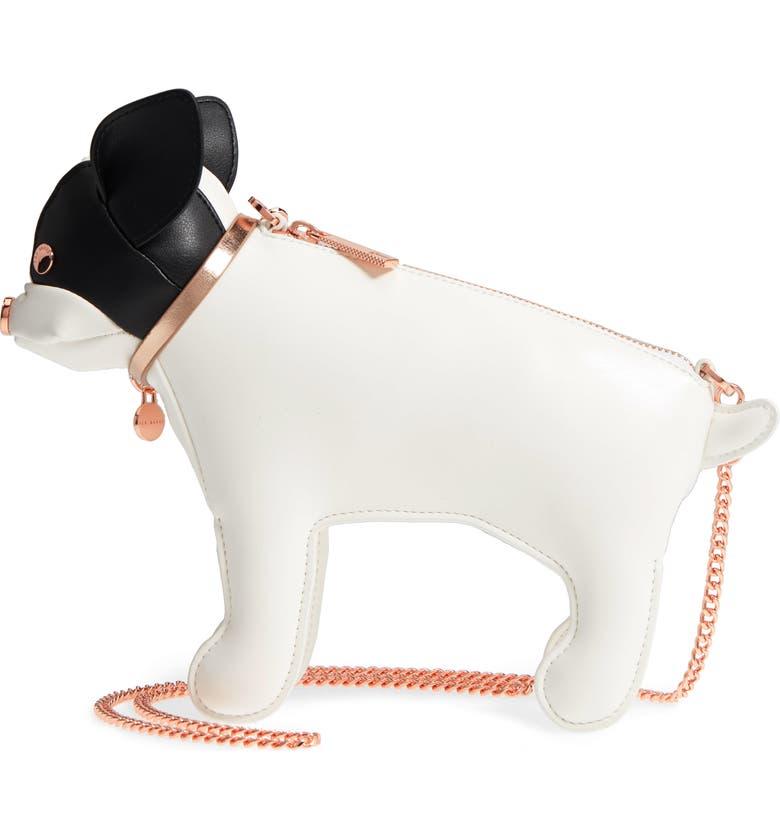 Boston Terrier Crossbody Bag Main Color 110