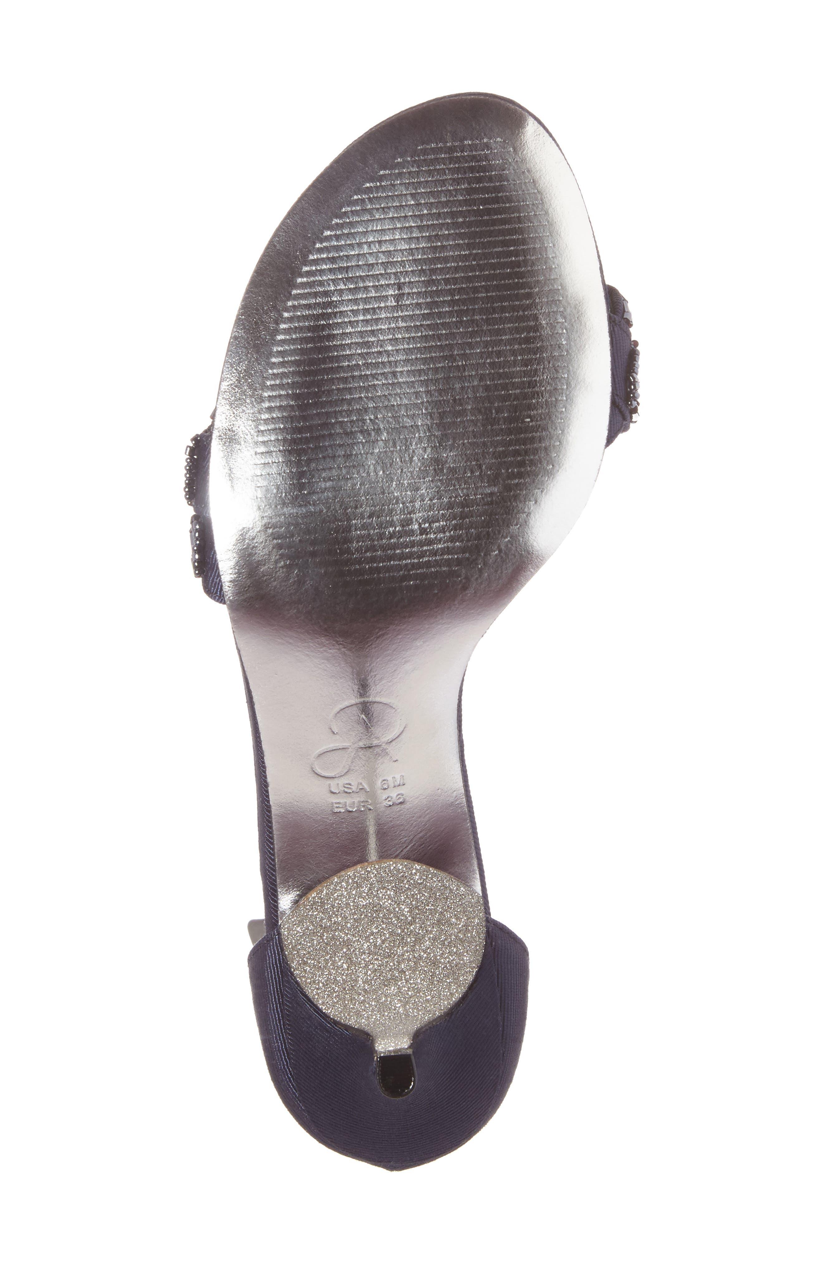 Aerin Embellished Sandal,                             Alternate thumbnail 6, color,                             413
