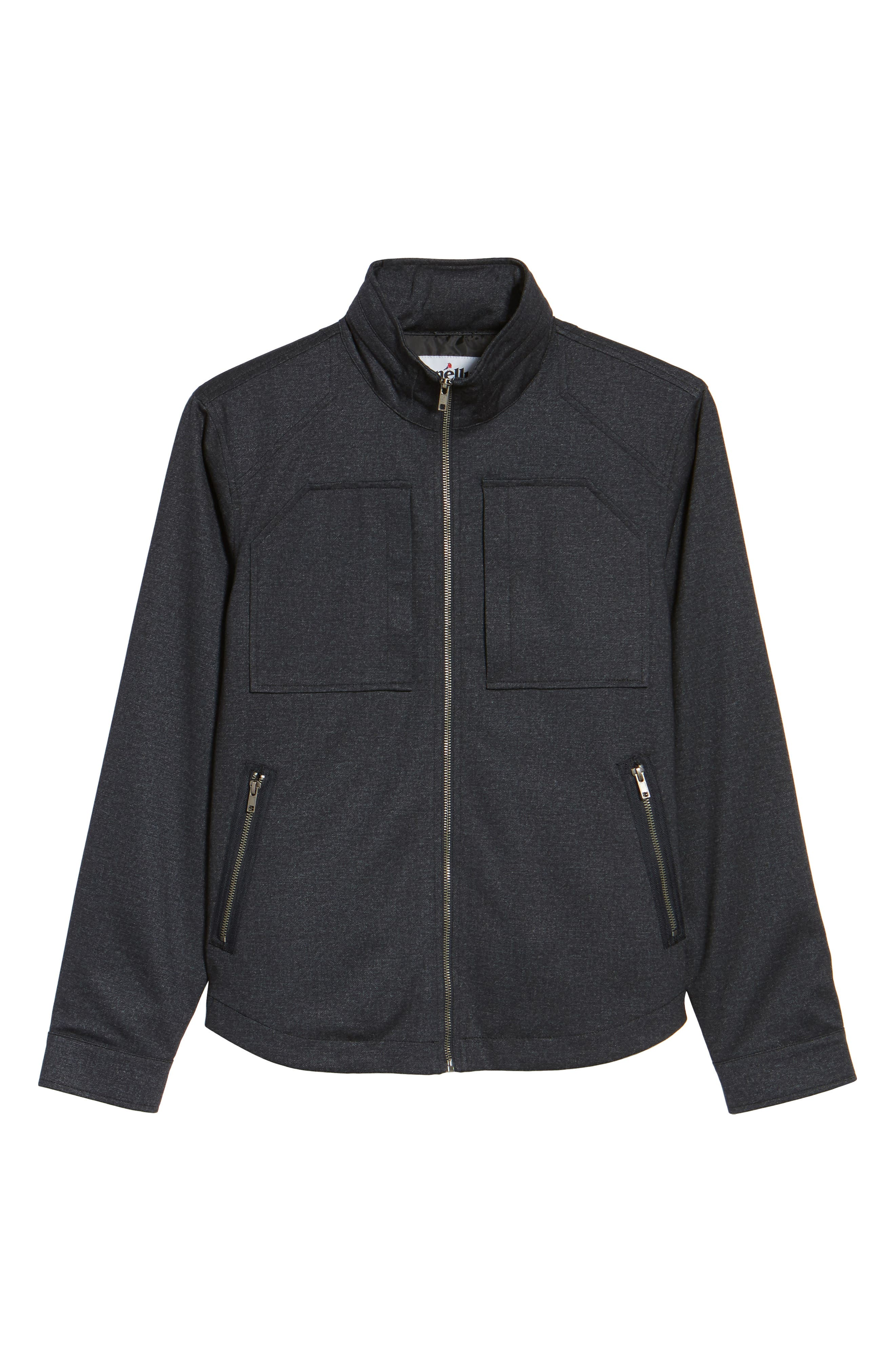 Zip Jacket,                             Alternate thumbnail 5, color,