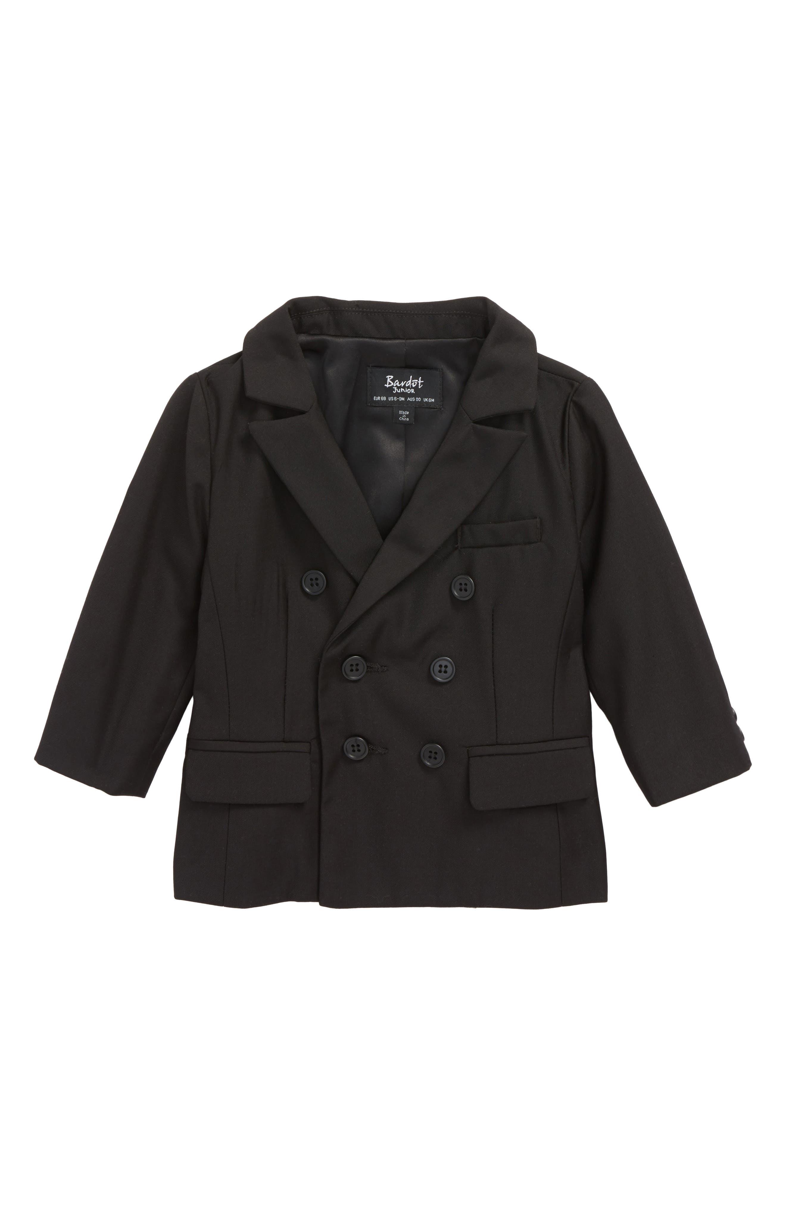 Henri Suit Jacket,                         Main,                         color, 001