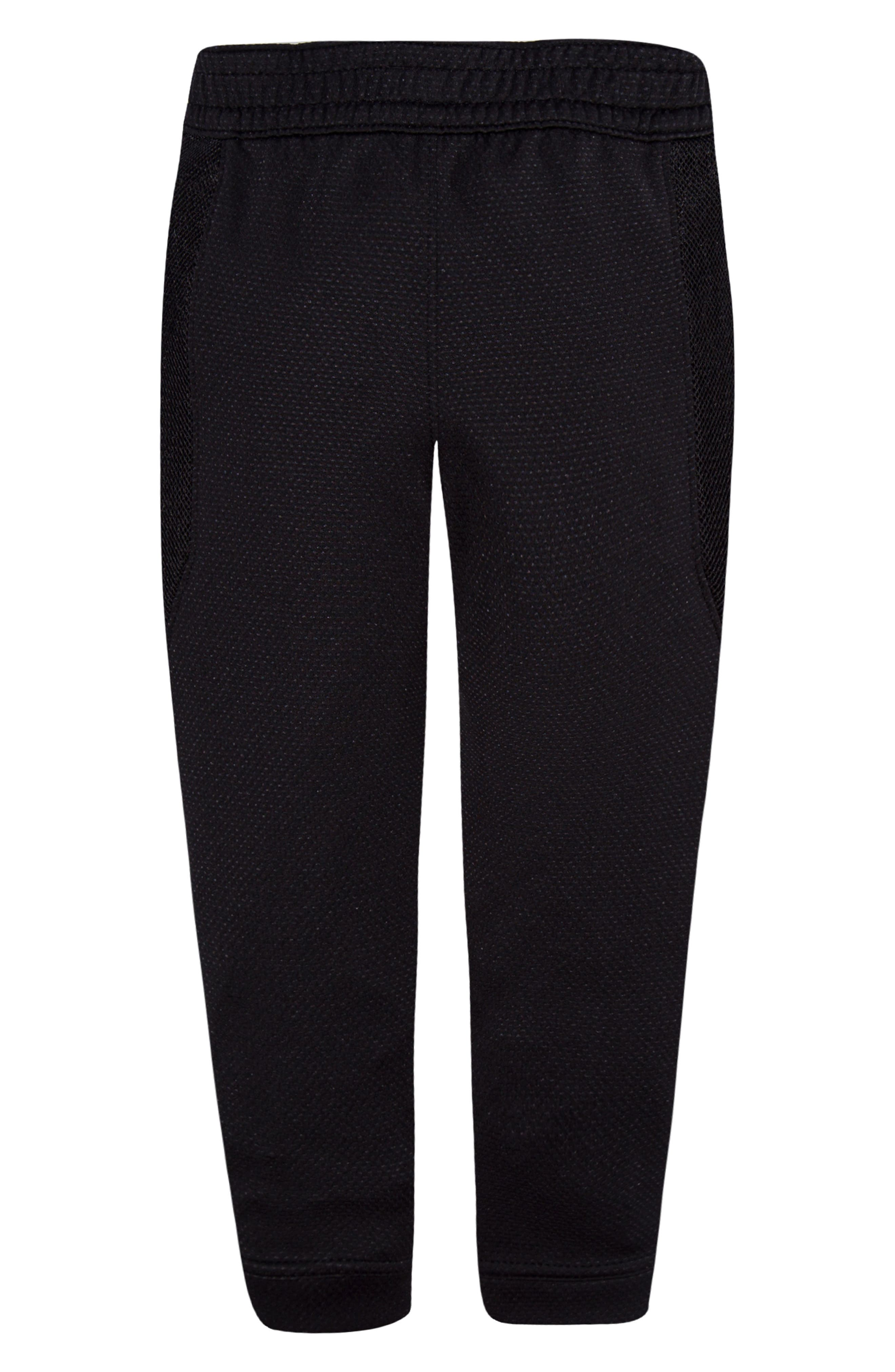 Therma Flex Track Pants,                             Alternate thumbnail 2, color,                             BLACK