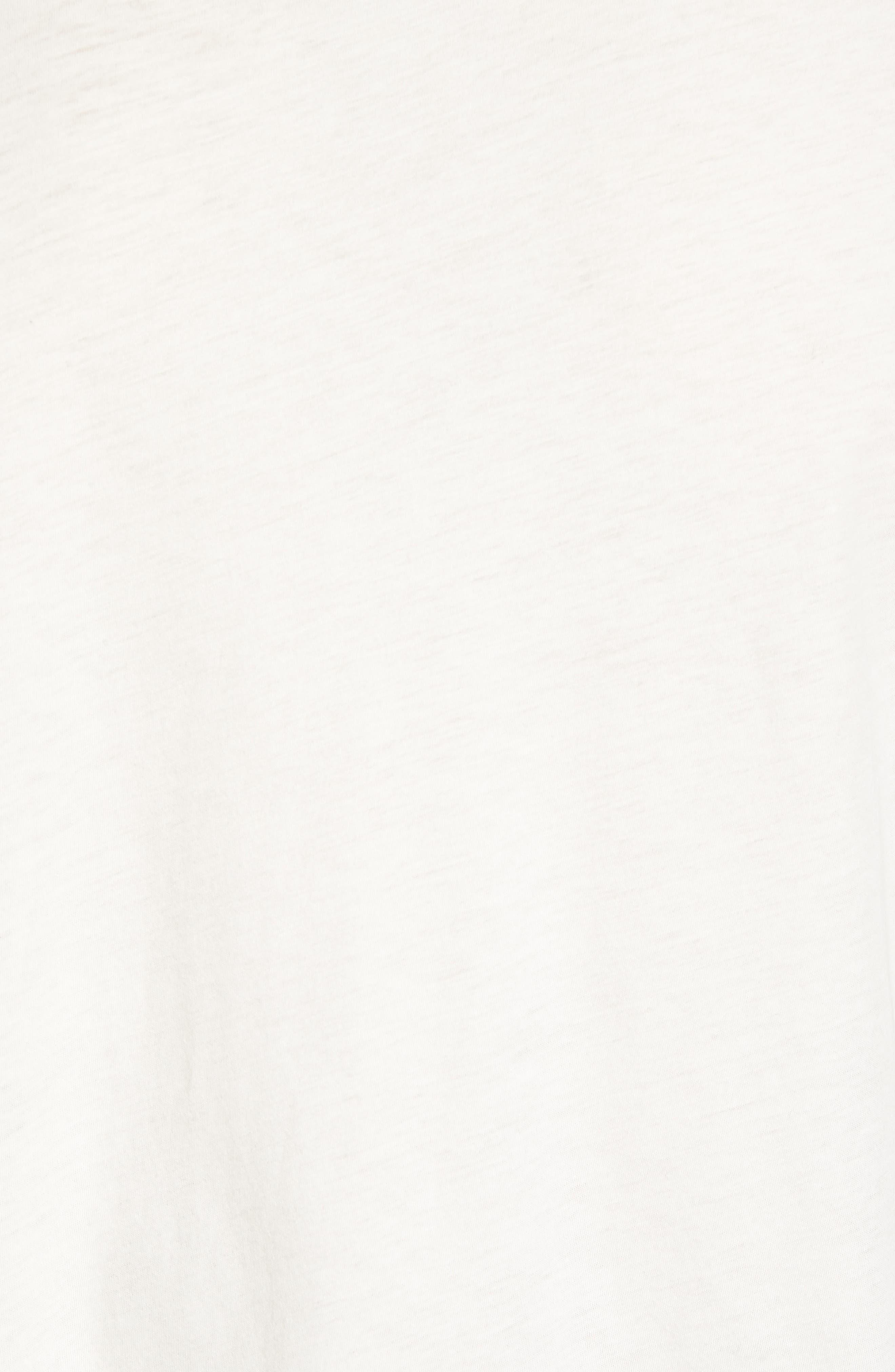 Slim Fit Stripe Pocket T-Shirt,                             Alternate thumbnail 18, color,