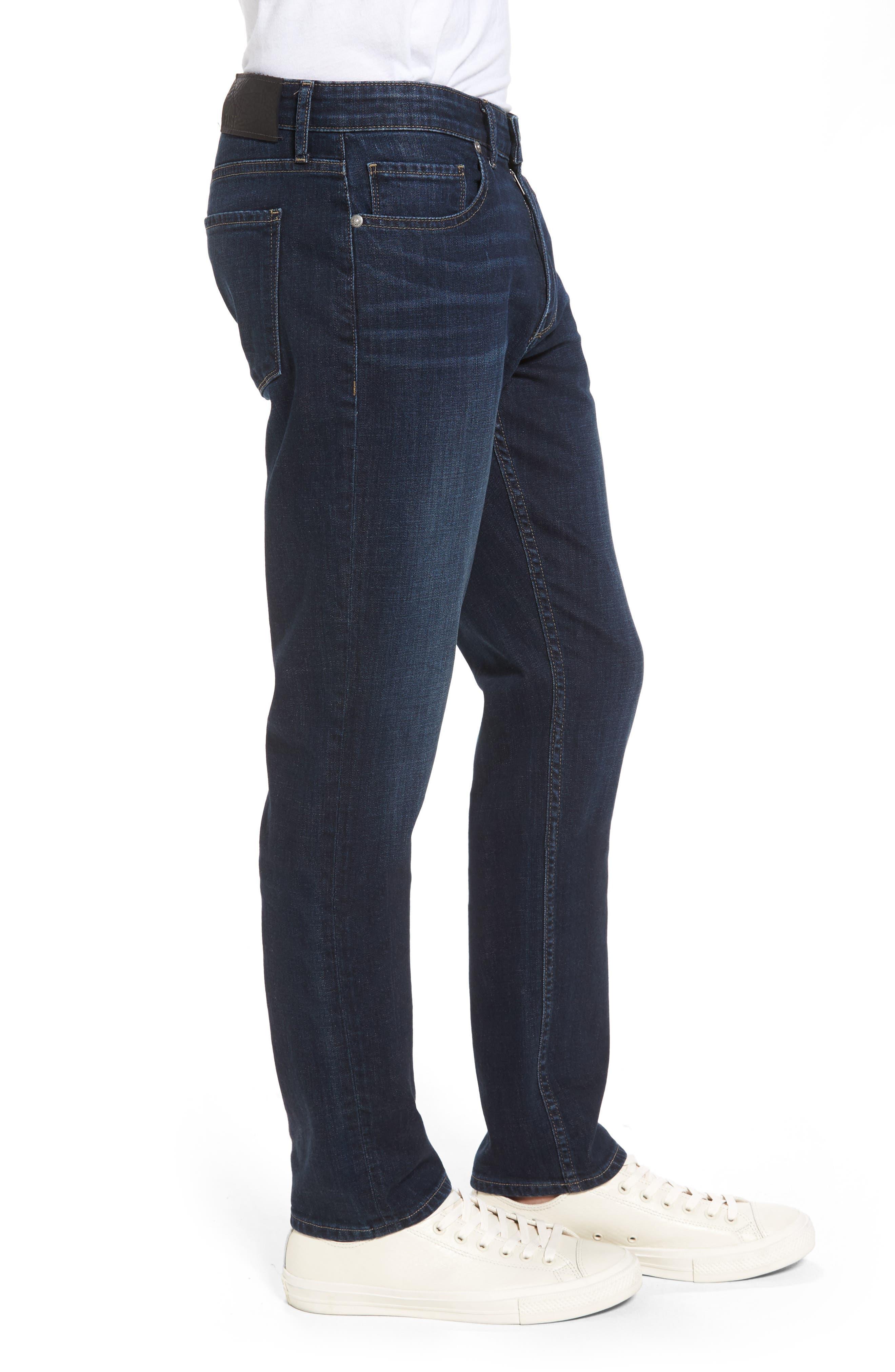Lennox Slim Fit Jeans,                             Alternate thumbnail 3, color,                             400