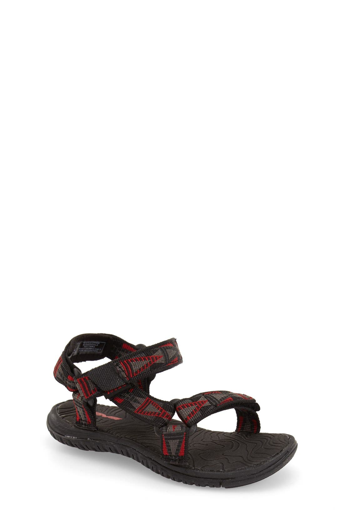 'Hurricane 3' Sport Sandal,                             Main thumbnail 1, color,                             003